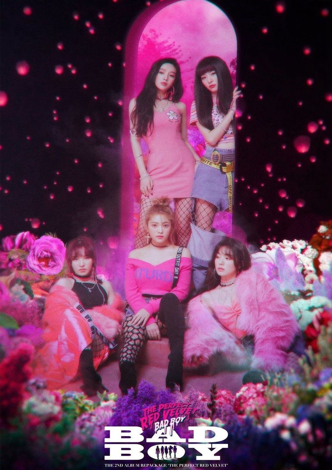 Red Velvet Bad Boy Wallpapers Top Free Red Velvet Bad Boy Backgrounds Wallpaperaccess