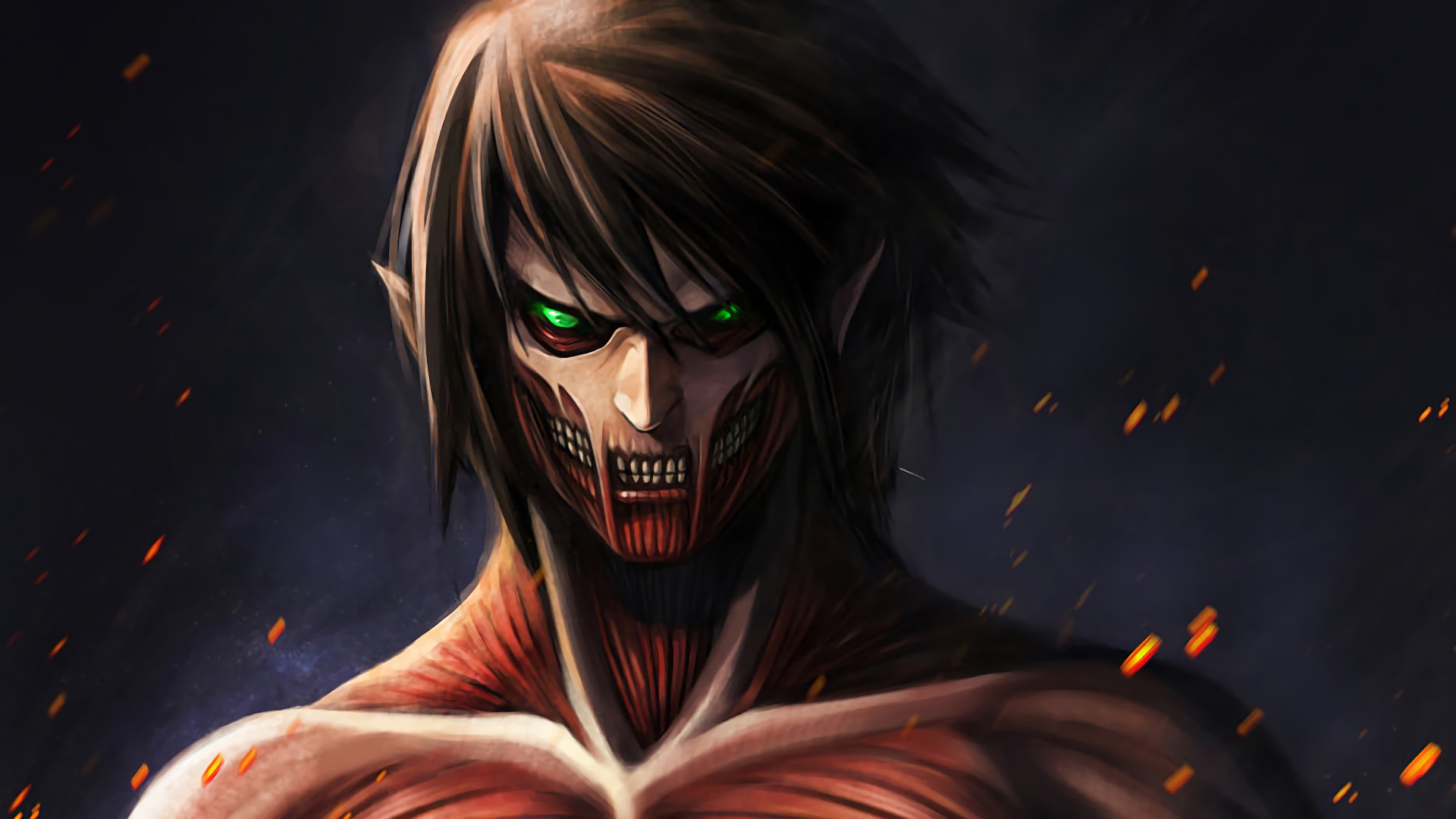 Anime Attack On Titan Wallpaper Anime Wallpapers