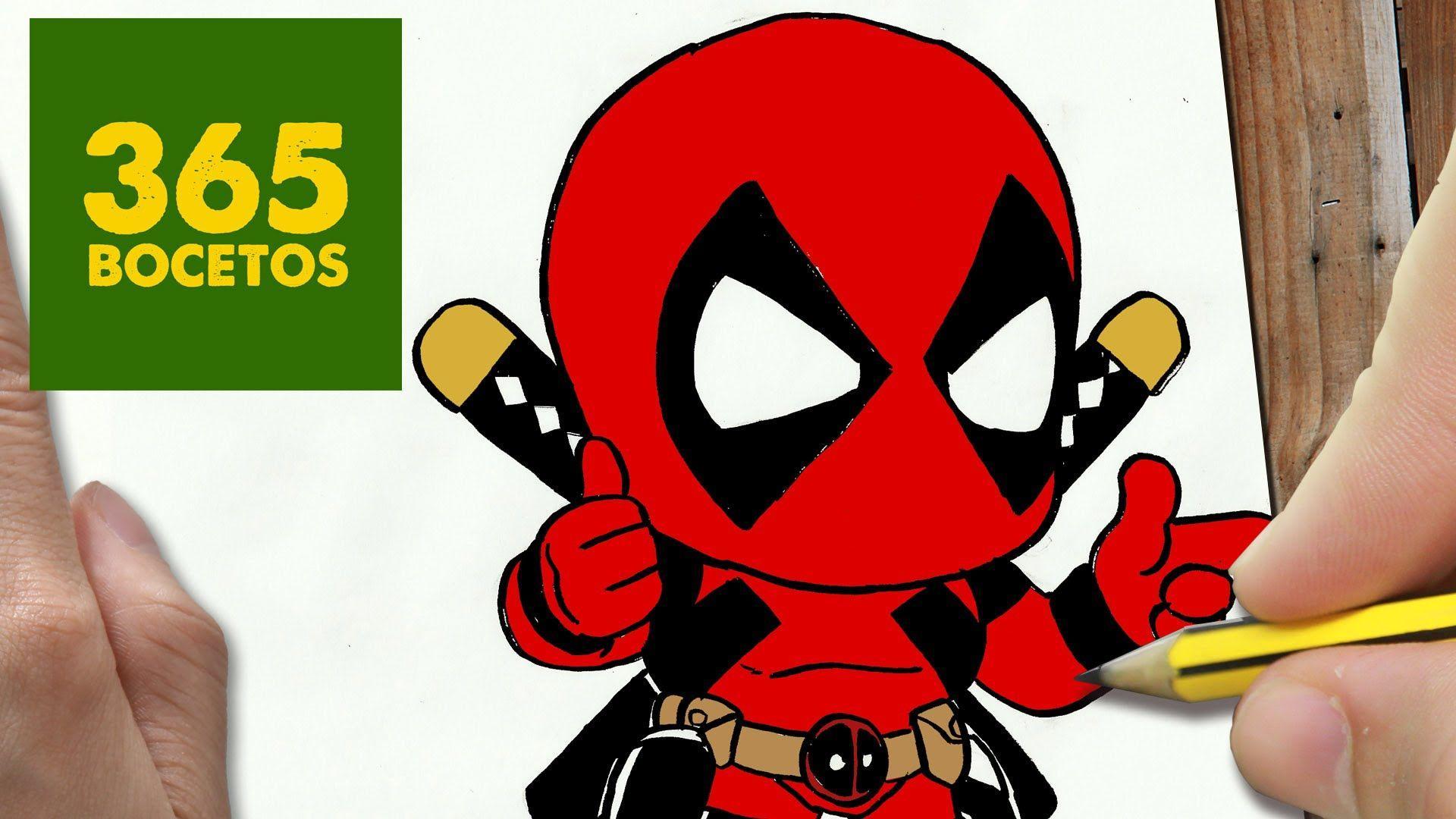 Kawaii Deadpool Wallpapers Top Free Kawaii Deadpool Backgrounds