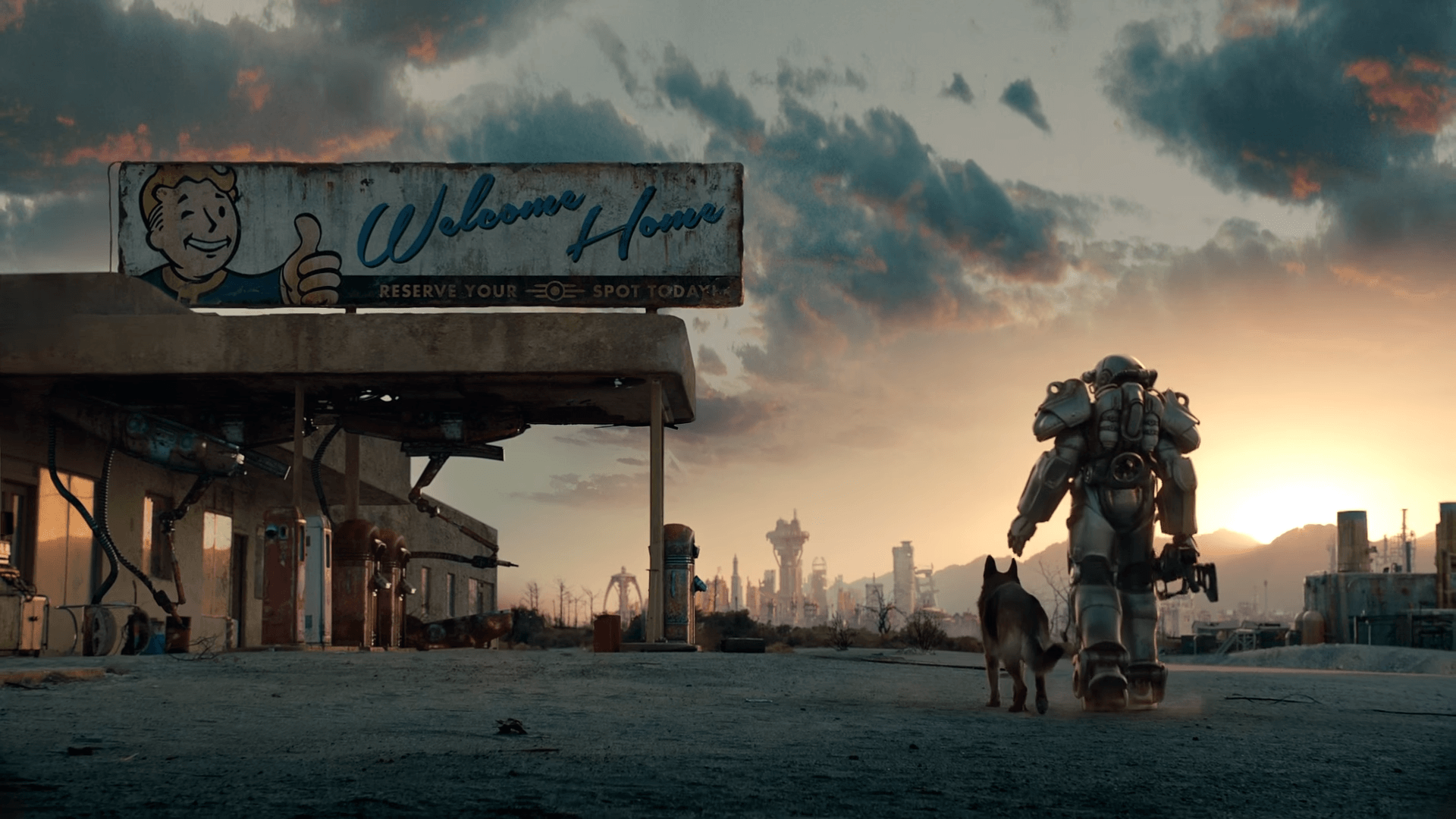 Nuke Fallout 4 Wallpapers Top Free Nuke Fallout 4 Backgrounds