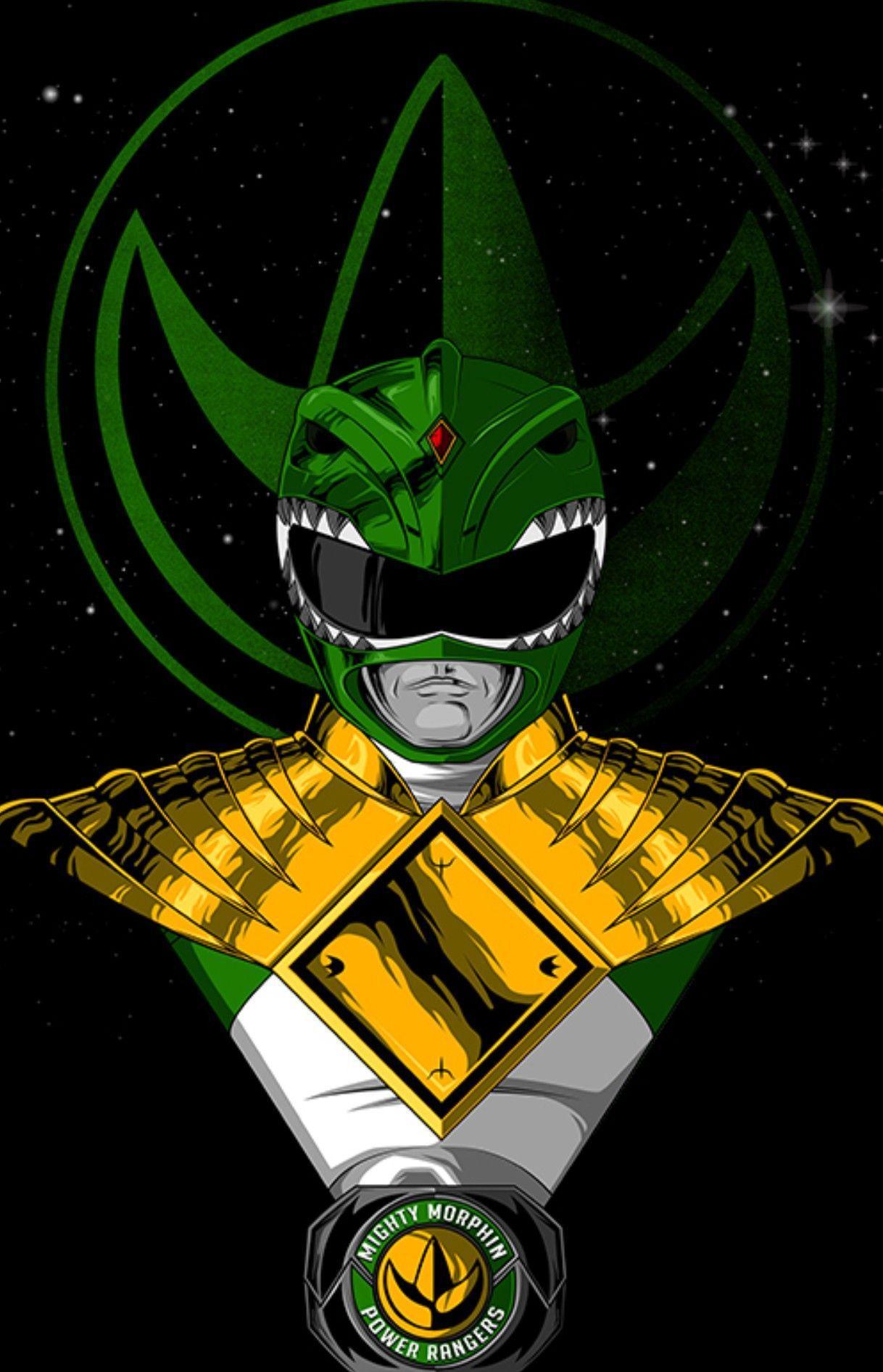 Green Ranger Wallpapers Top Free Green Ranger Backgrounds