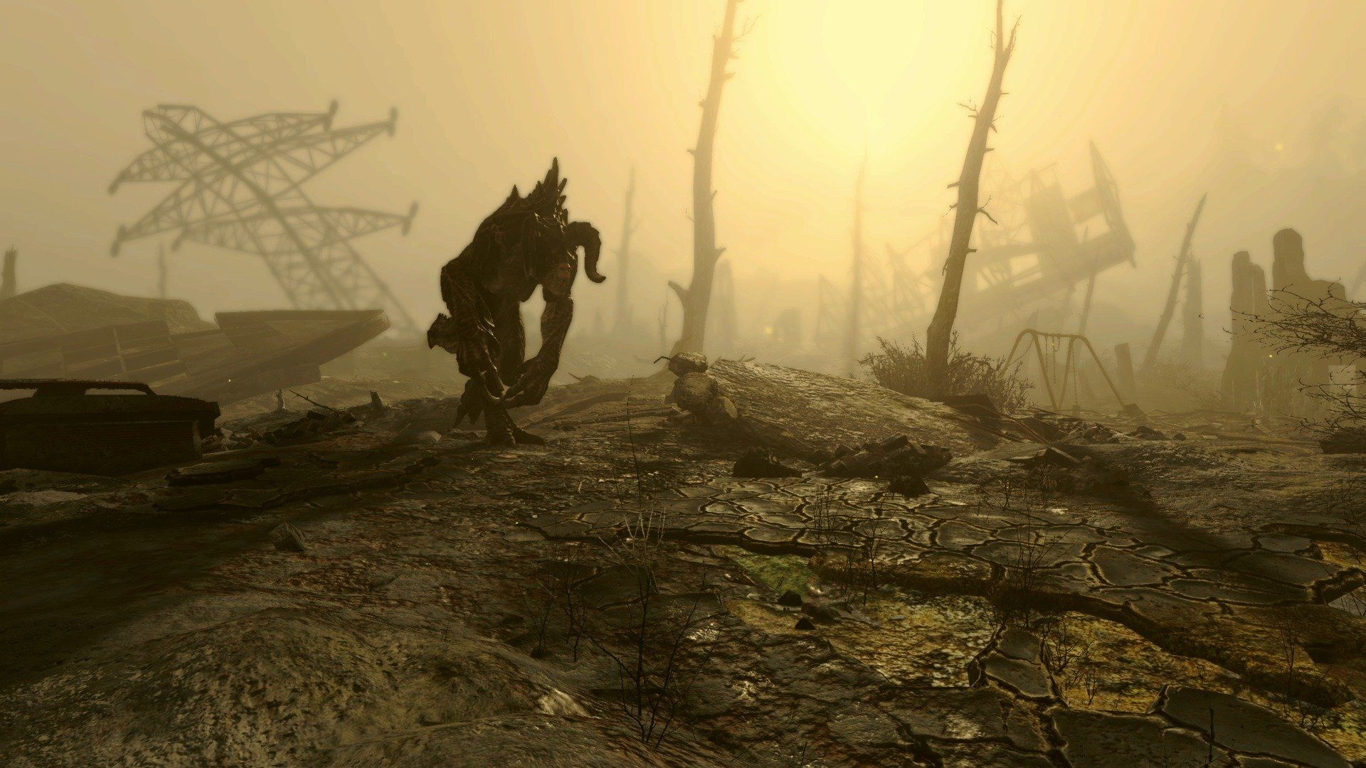 Nuke Fallout 4 Wallpapers - Top Free Nuke Fallout 4 Backgrounds