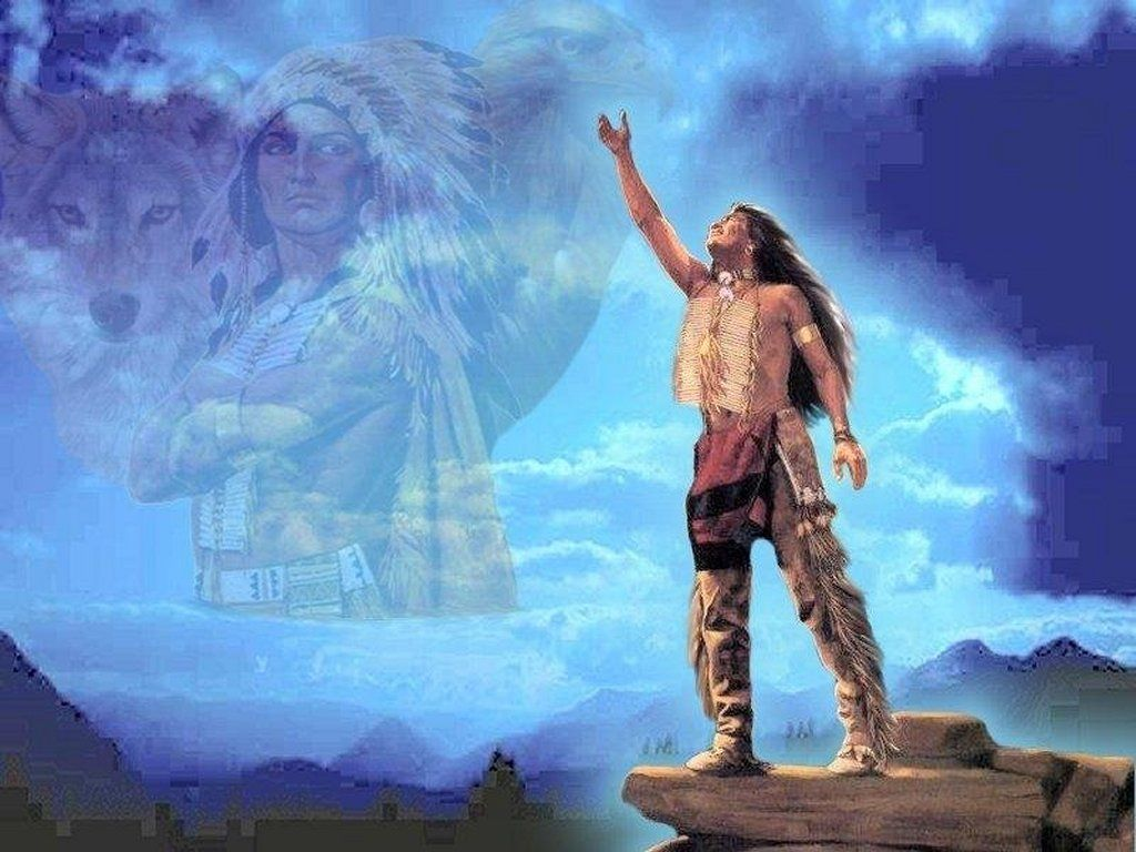 Native American Indian Spirit Wallpapers Top Free Native