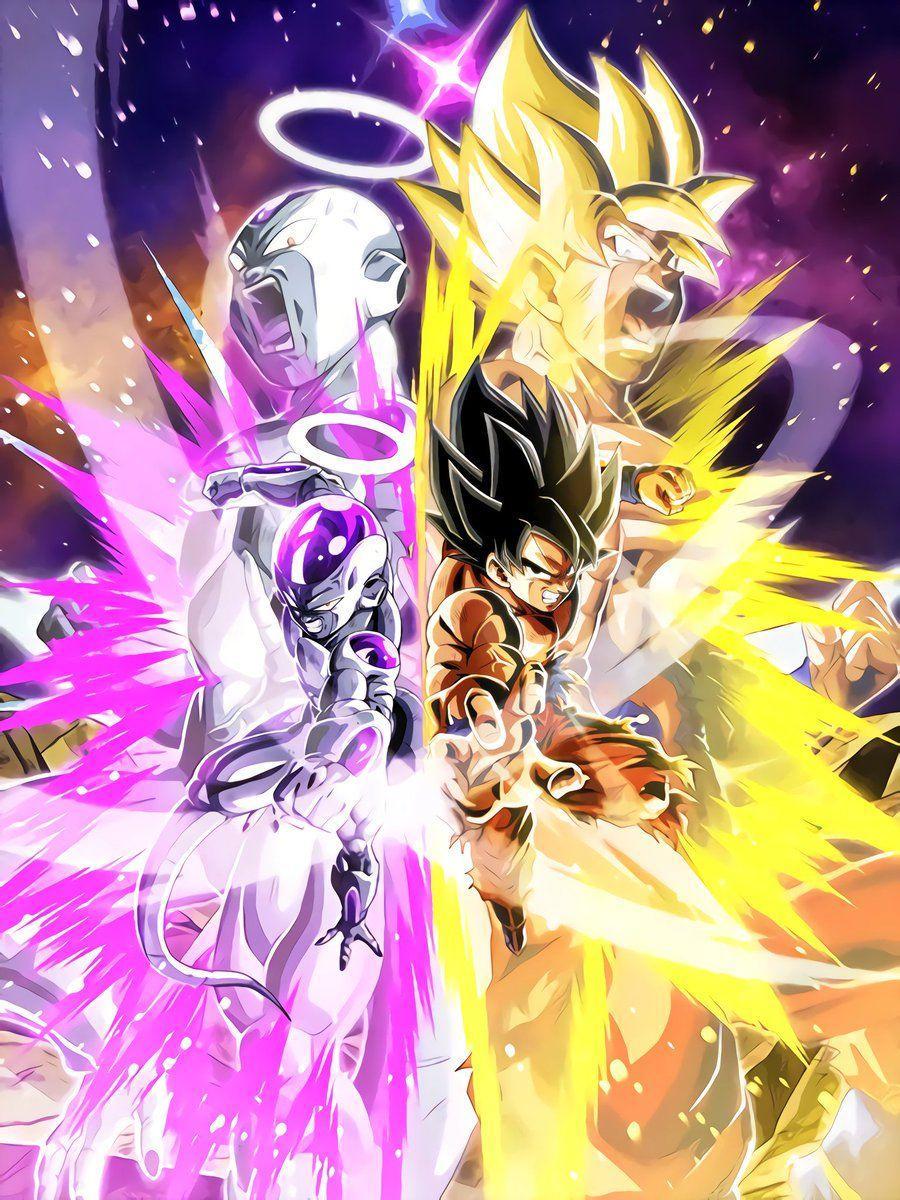 Goku And Frieza Wallpapers Top Free Goku And Frieza Backgrounds