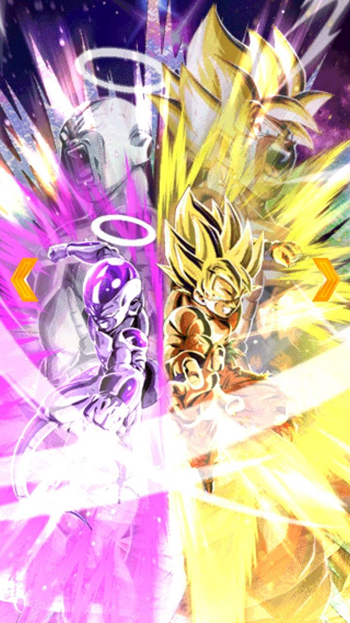 Goku and Frieza Wallpapers - Top Free Goku and Frieza ...