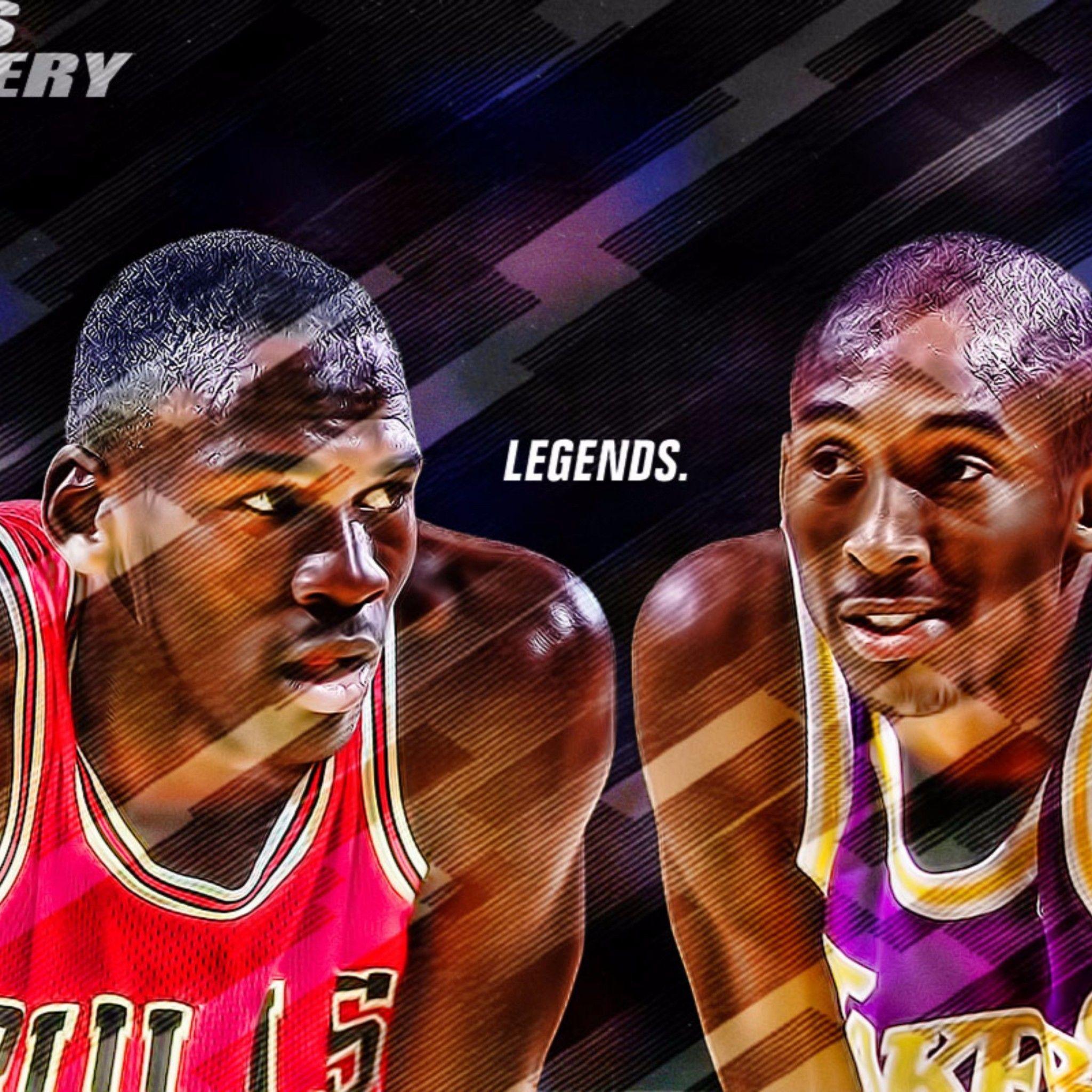 Jordan And Kobe Wallpapers Top Free Jordan And Kobe Backgrounds Wallpaperaccess