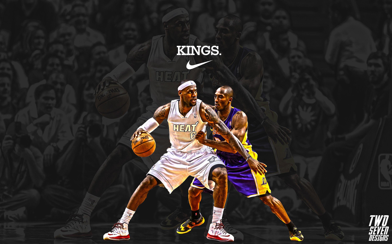 Lebron James And Kobe Bryant Wallpapers Top Free Lebron James