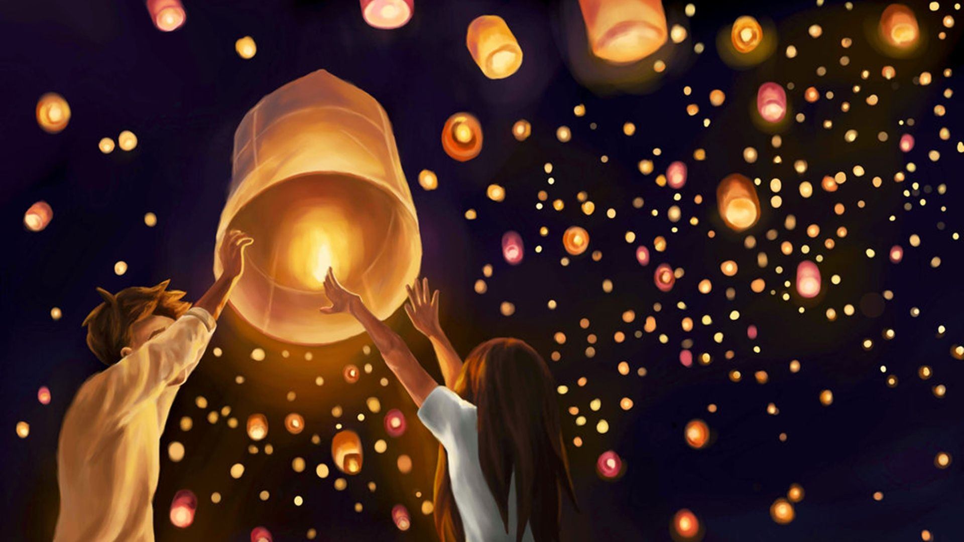 11 Gorgeous Tangled Gifs: Tangled Lantern Hd Images