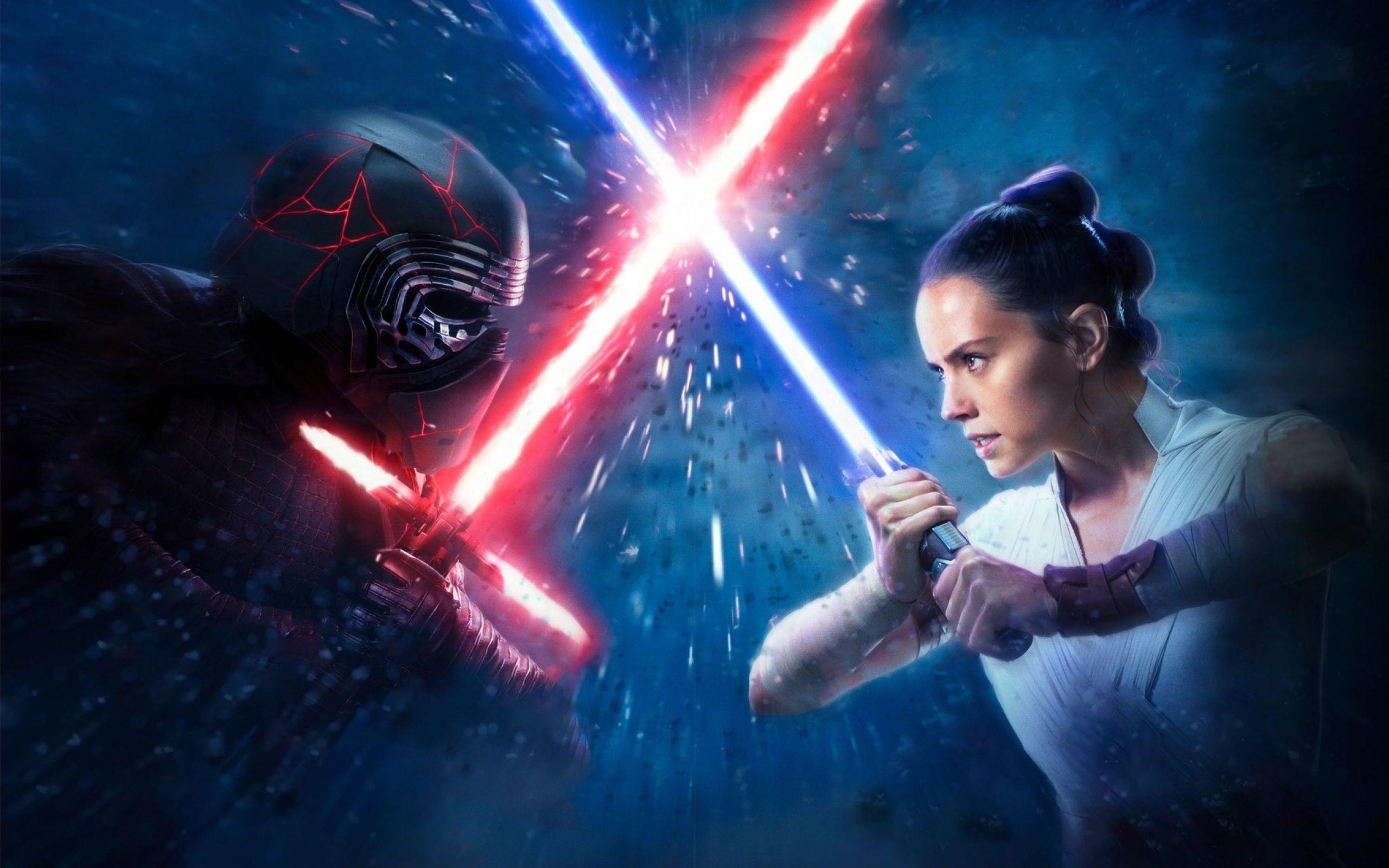 Rey And Kylo Ren Wallpapers Top Free Rey And Kylo Ren Backgrounds Wallpaperaccess
