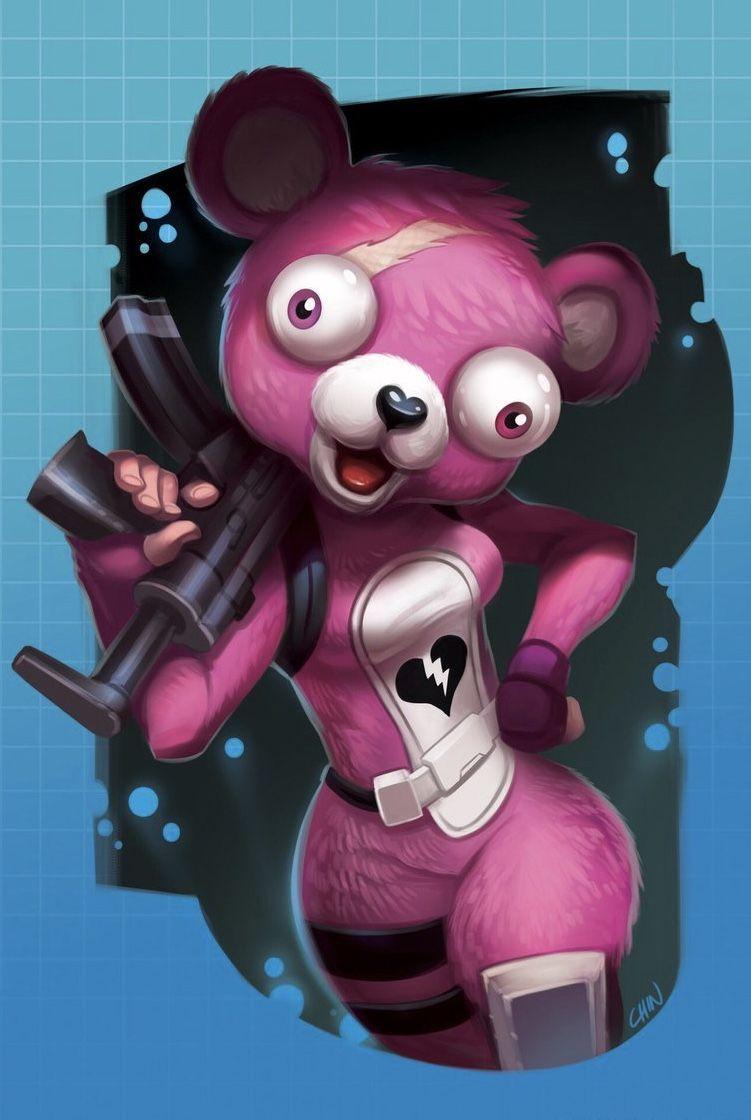 Bear Fortnite Wallpapers Top Free Bear Fortnite Backgrounds Wallpaperaccess