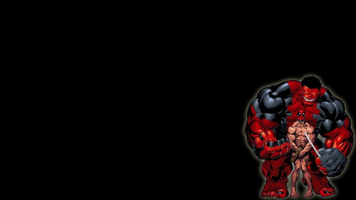 Deadpool wade wilson marvel comics domino comic character desktop wallpaper