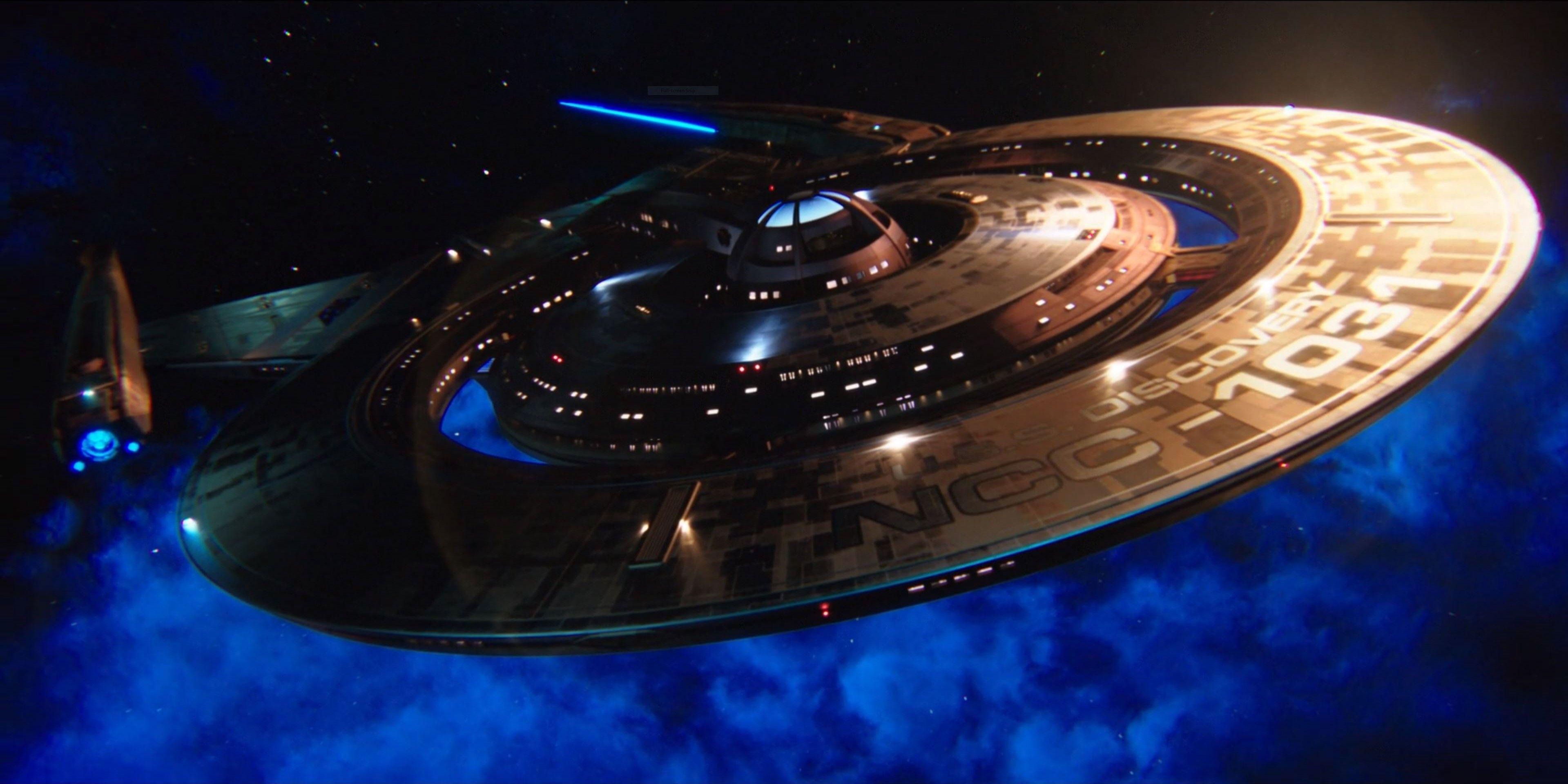 star trek: discovery/staffel 3