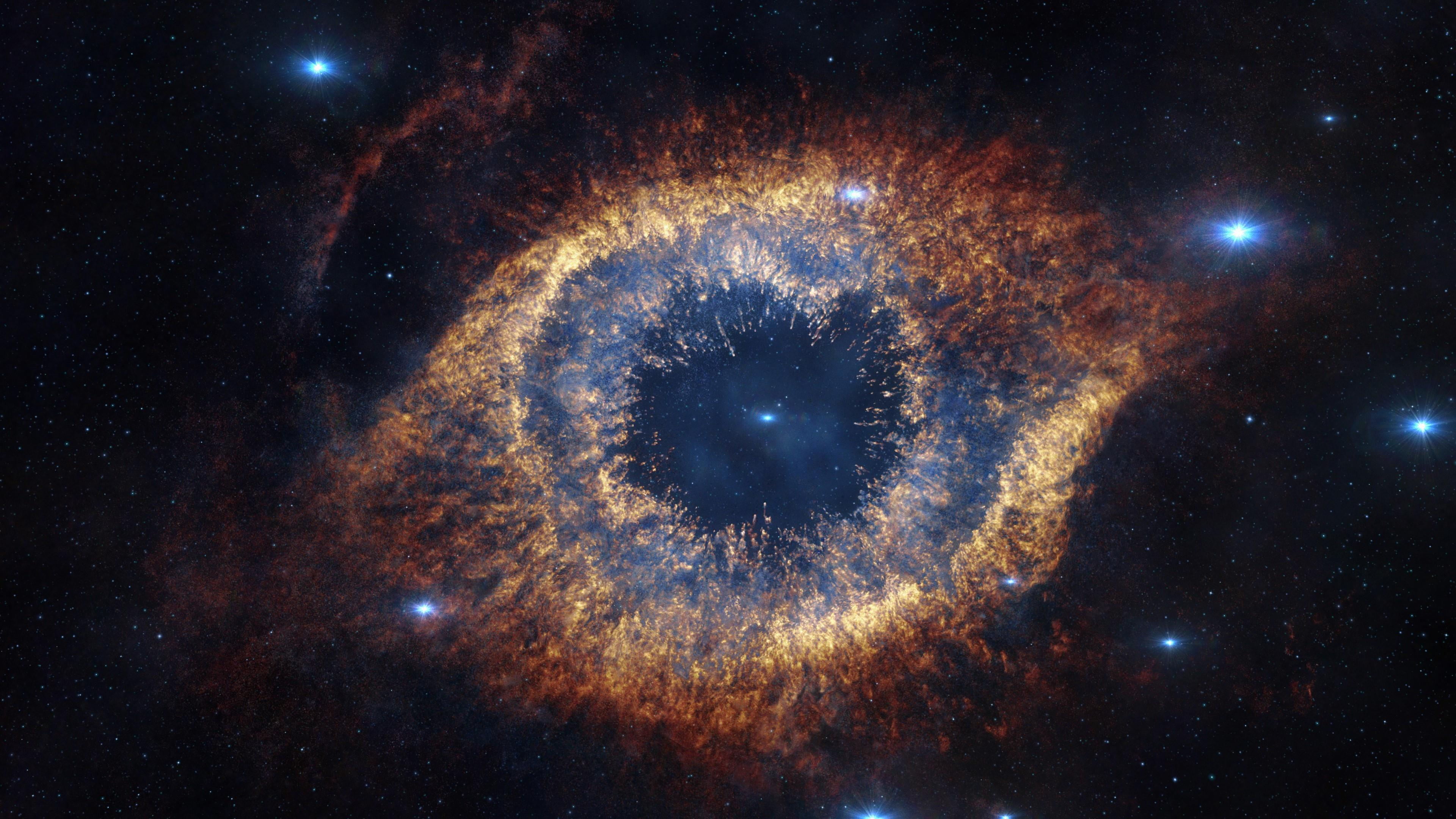 God S Eye Nebula Wallpapers Top Free God S Eye Nebula