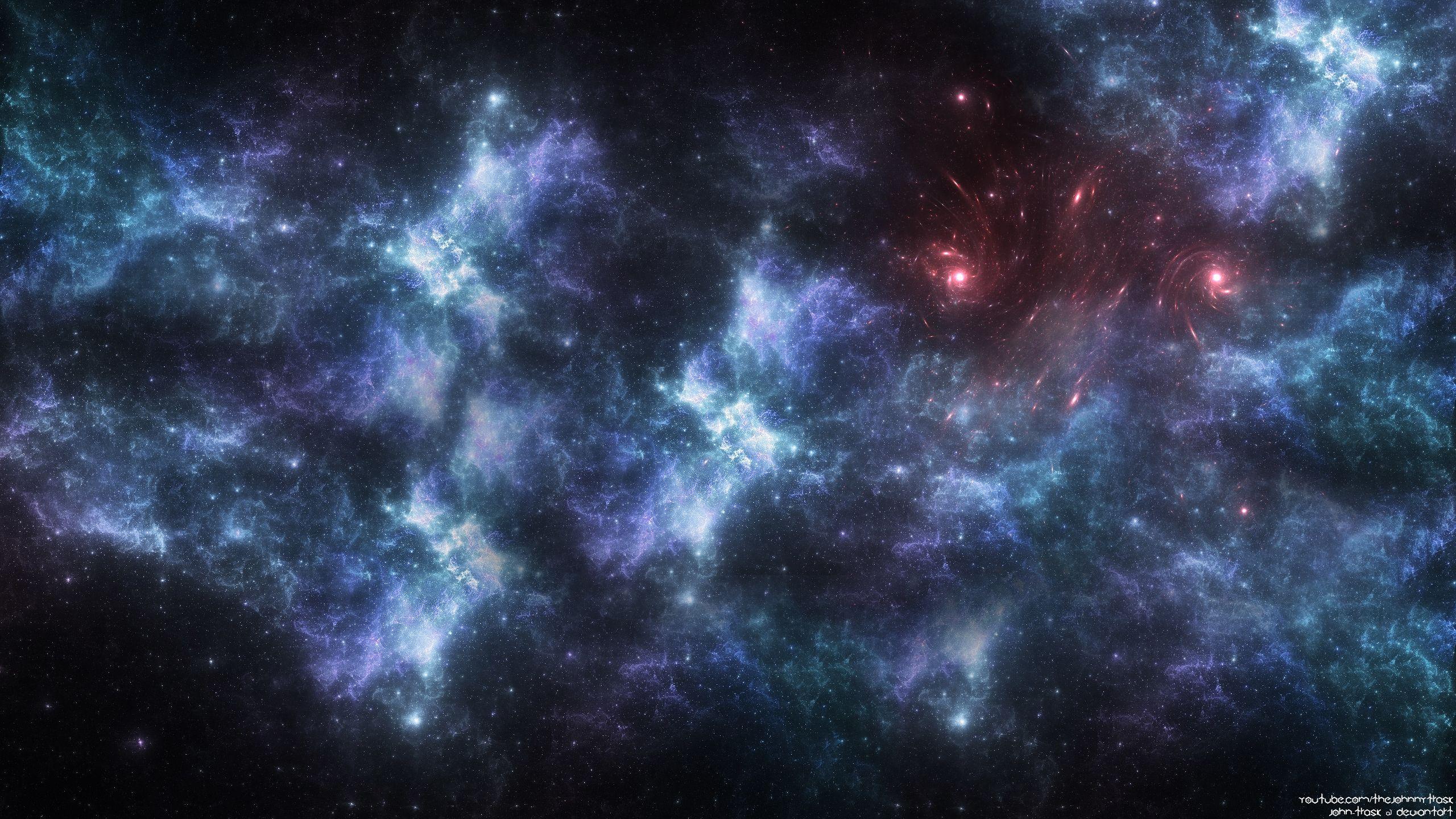 Картинка космоса для шапки