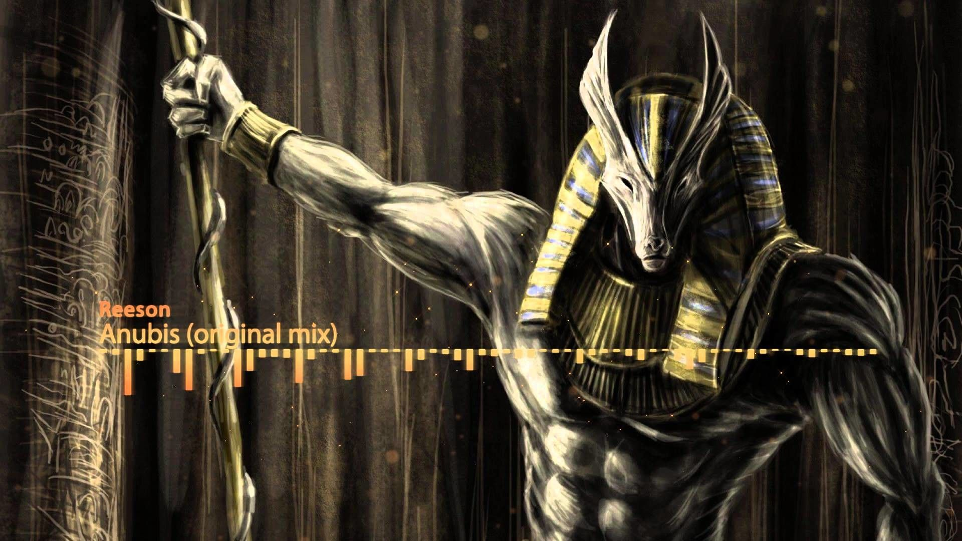 Anubis Egyptian God Wallpapers Top Free Anubis Egyptian