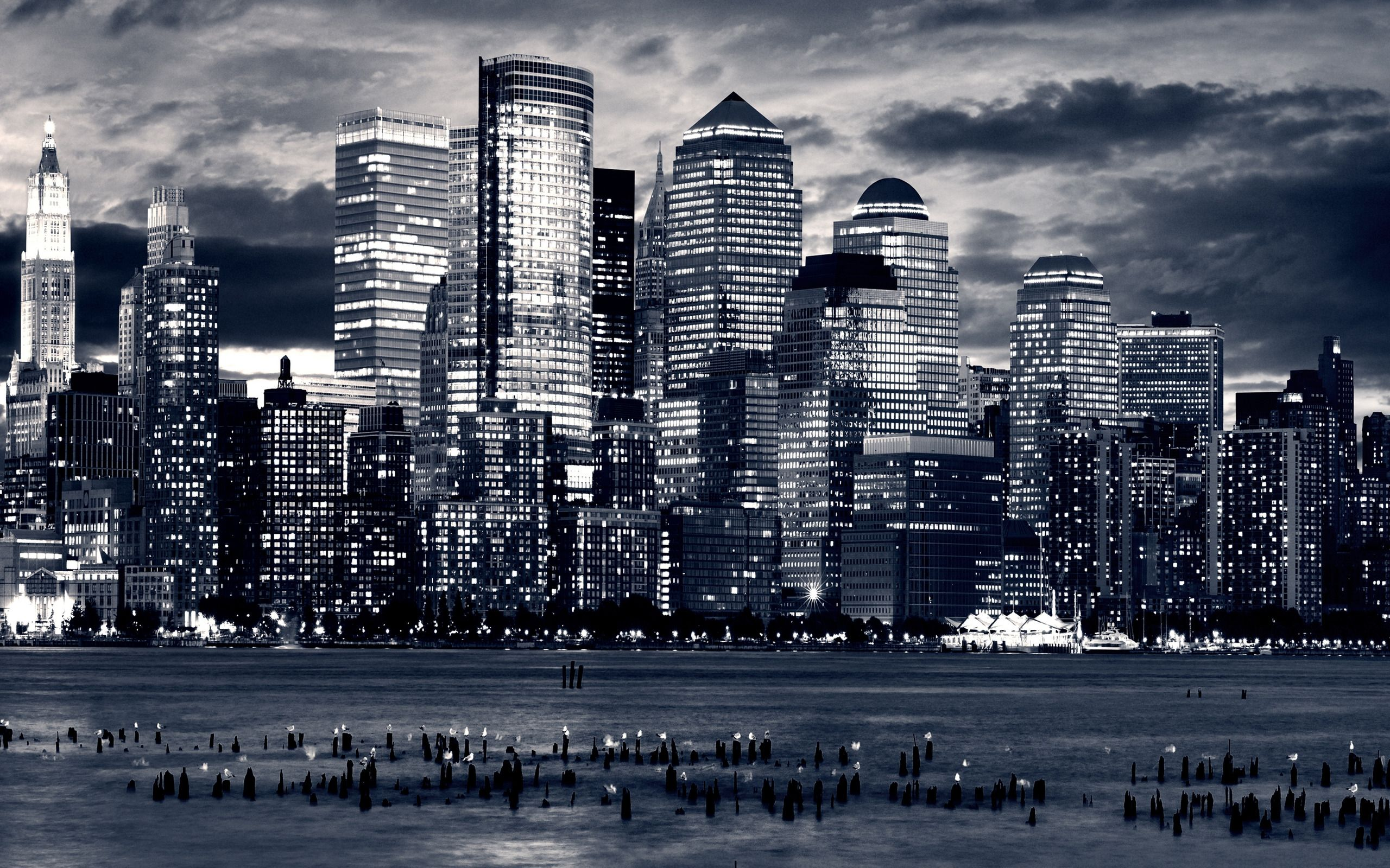 London Skyline Wallpapers Top Free London Skyline