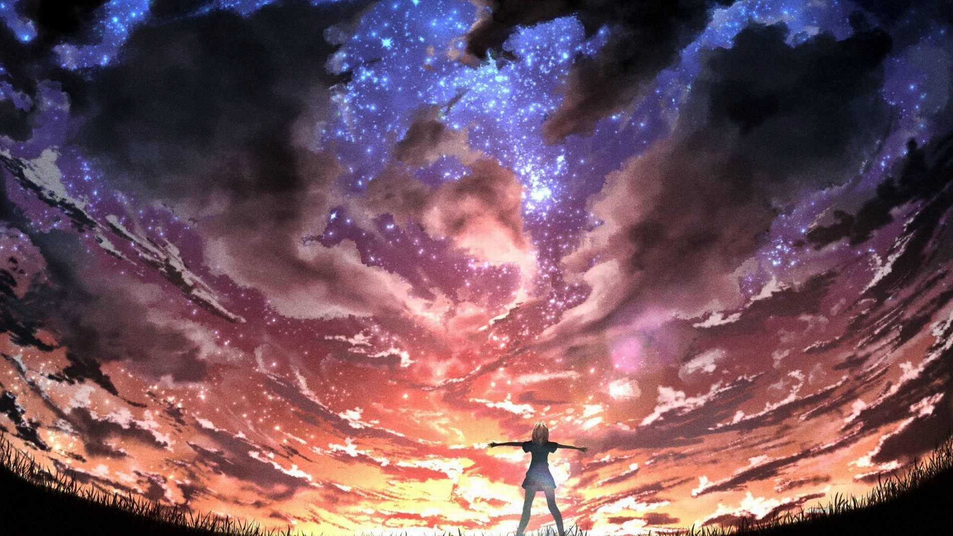 4K Anime Wallpapers - Top Free 4K Anime Backgrounds - WallpaperAccess