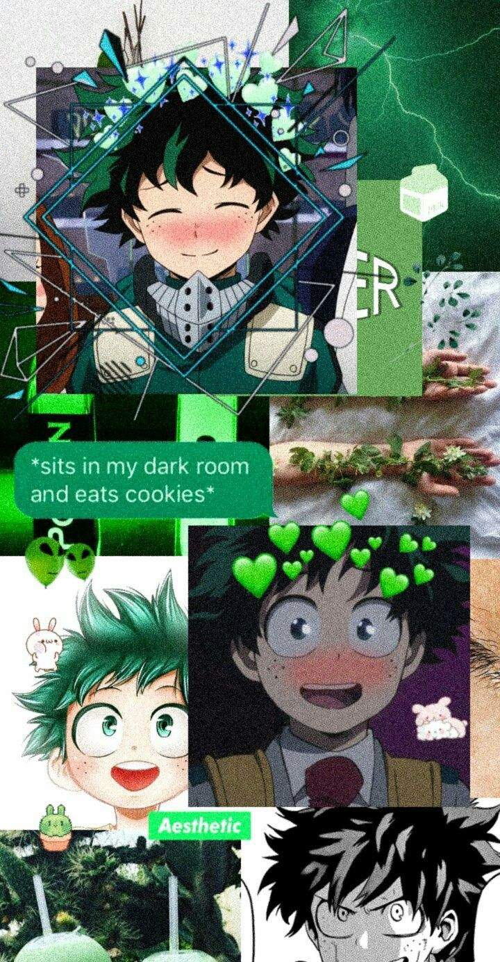 My Hero Academia Aesthetic Wallpapers Top Free My Hero Academia