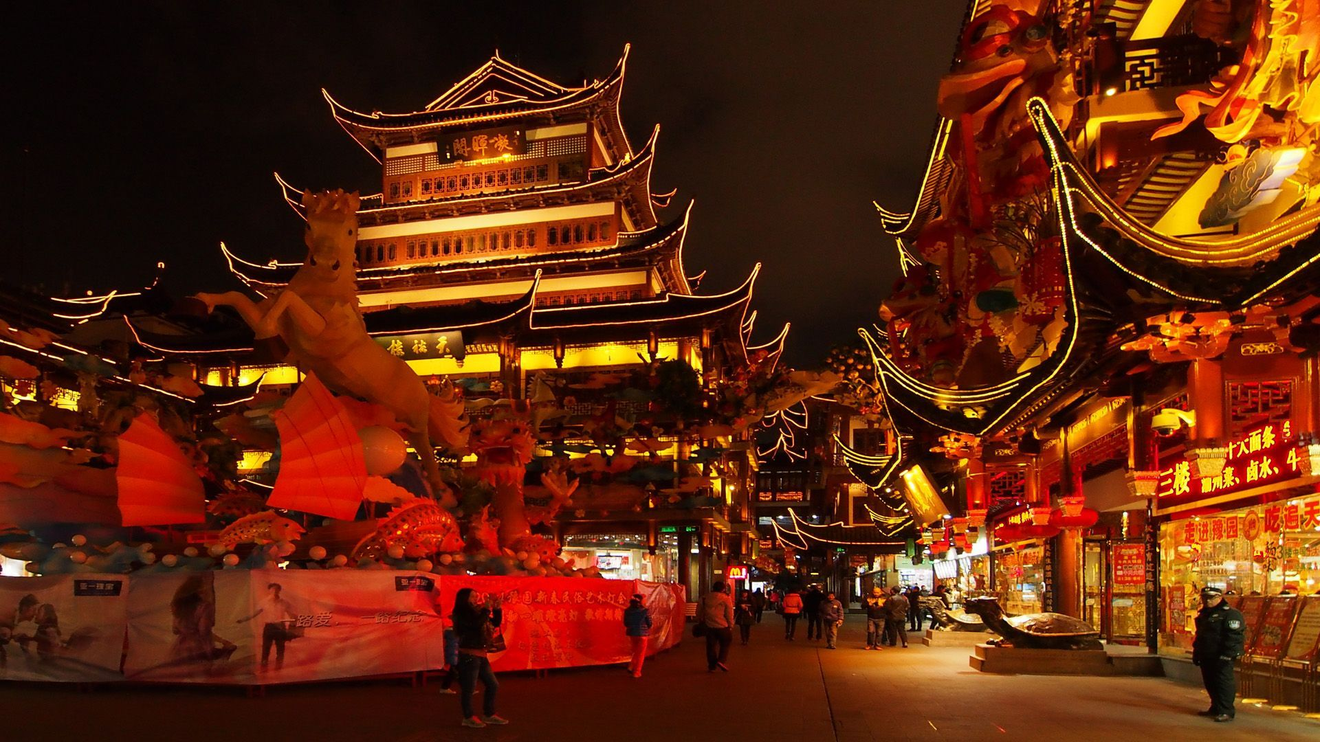 Chinese Temple Shanghai Wallpapers Top Free Chinese Temple