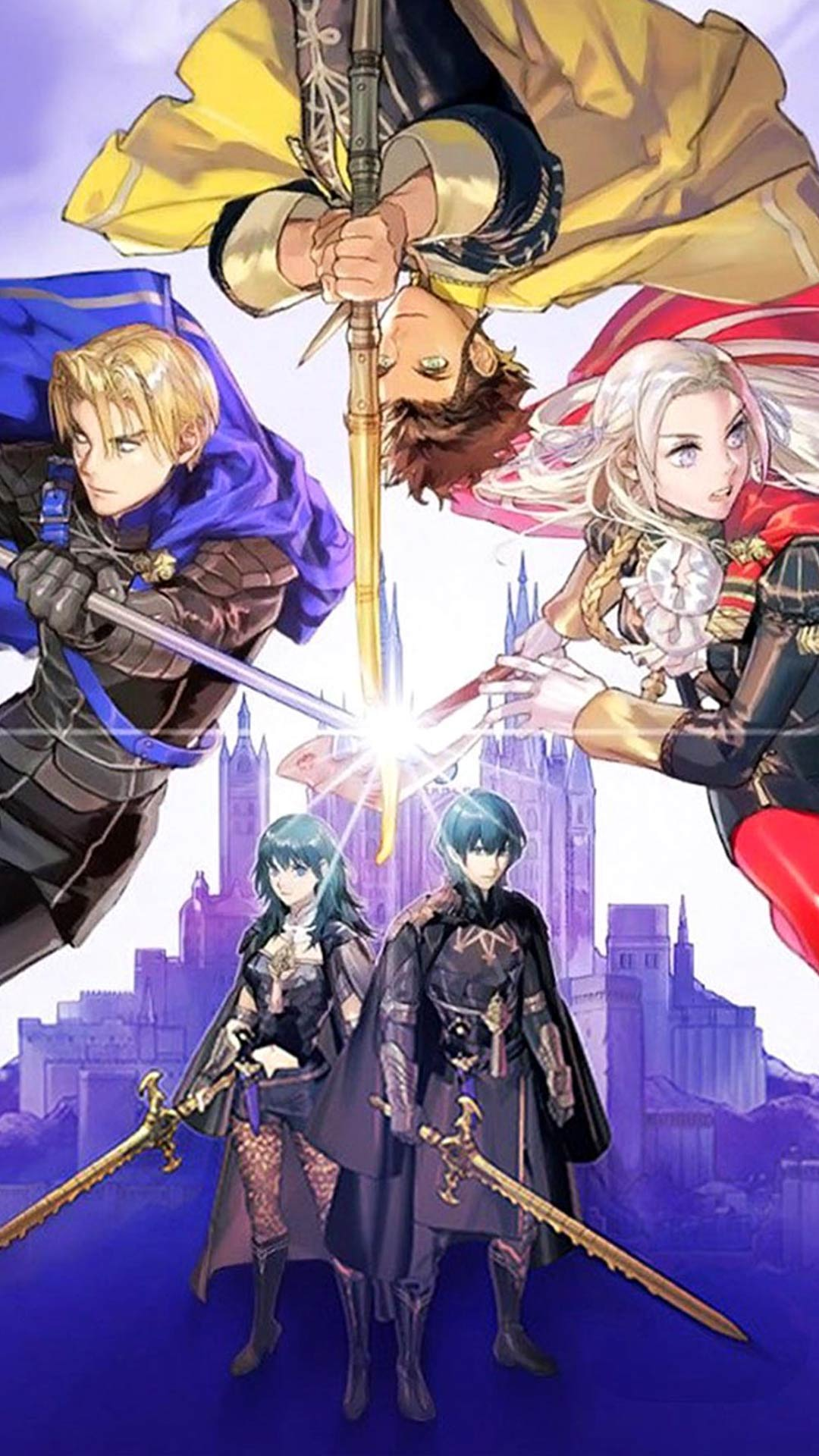Fire Emblem: Three Houses Wallpapers - Top Free Fire ...