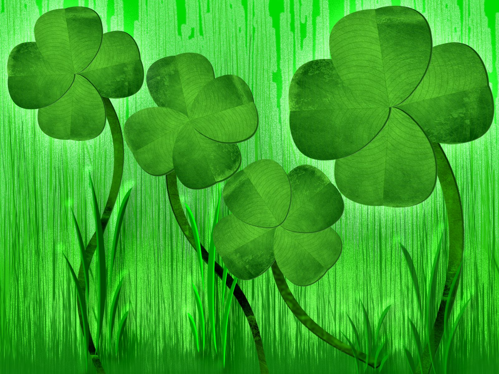 Four Leaf Clover Wallpapers - Top Free
