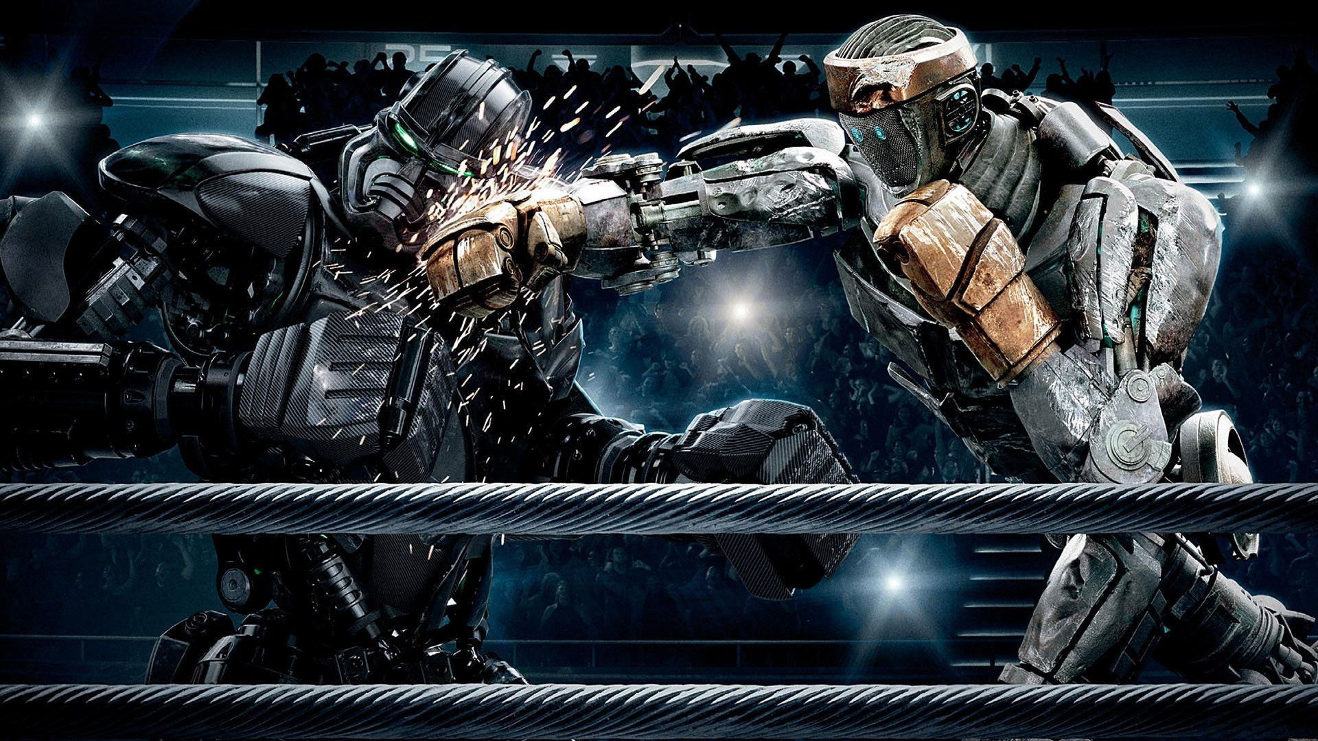 Real Steel Wallpapers Top Free Real Steel Backgrounds Wallpaperaccess