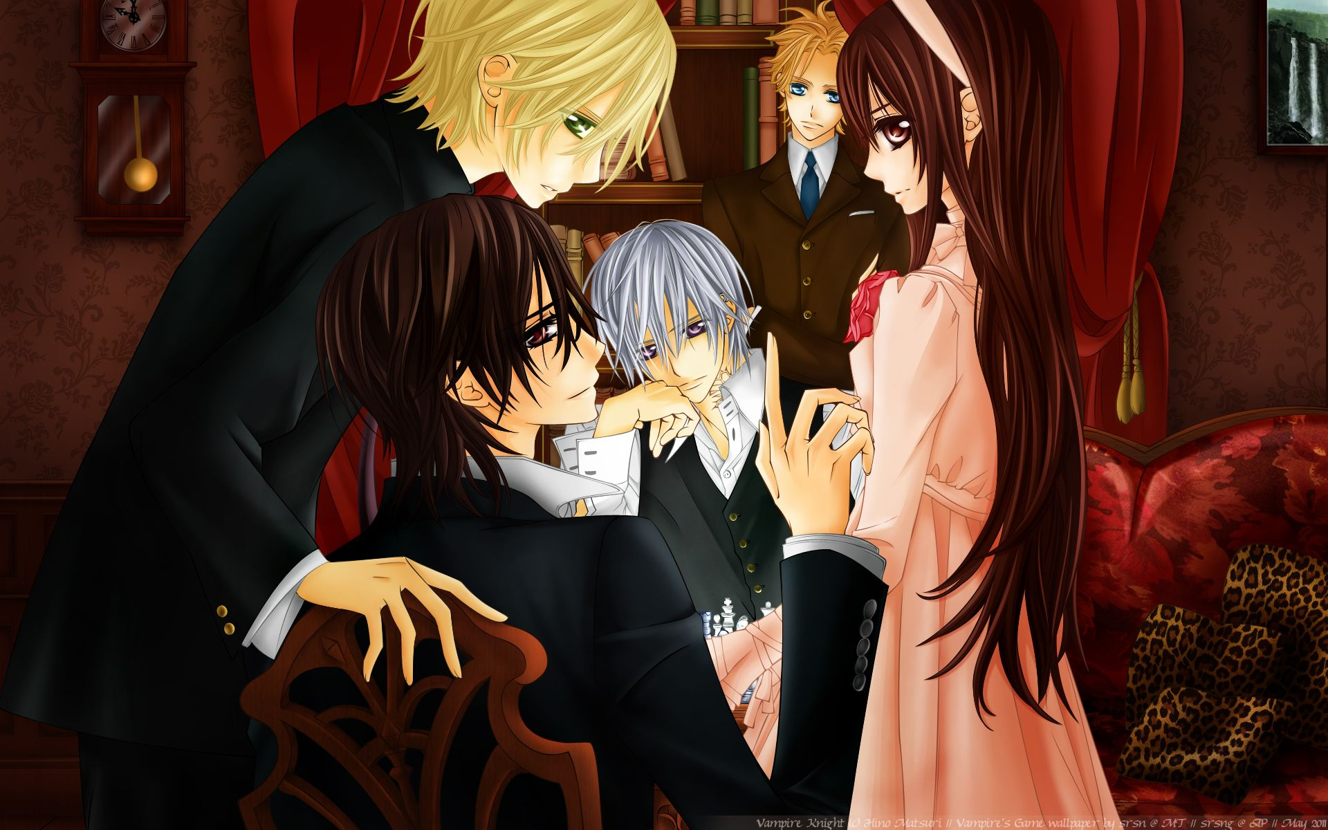 46 Best Free Vampire Knight Guilty Wallpapers