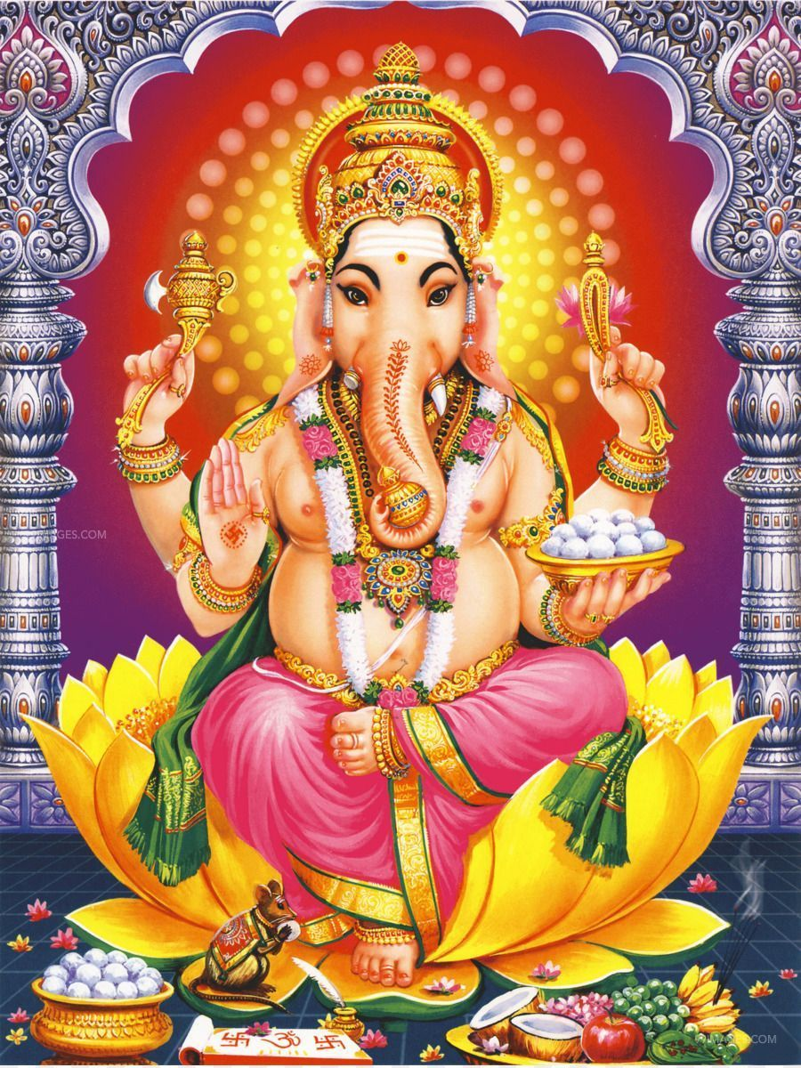 900x1200 God Vinayagar (tabletaiyar, Ganpati) Ảnh HD mới nhất