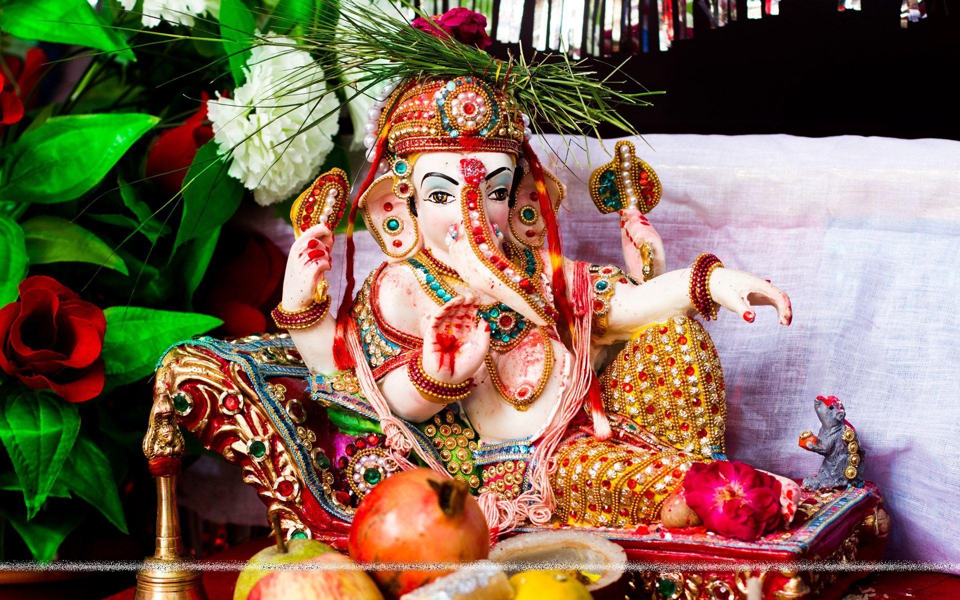 1920x1200 Hình ảnh Vinayagar Các loại khác nhau.  Các vị thần và nữ thần của đạo Hindu