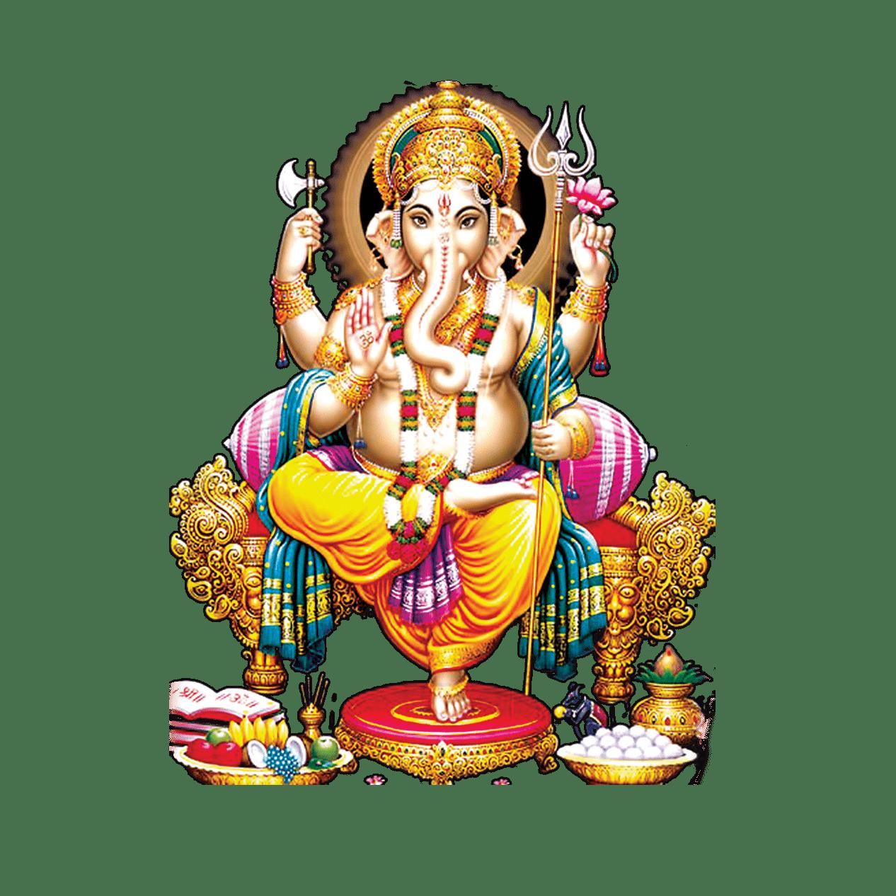 1266x1266 Thần Vinayaka Hình nền HD Png - Ganesh Image HD, Tải xuống