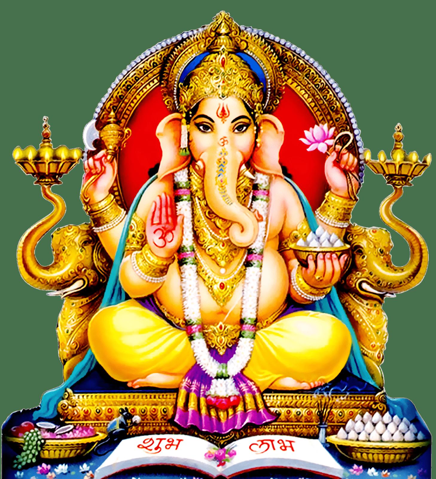 Hình nền 1458x1600 Lord Vinayagar