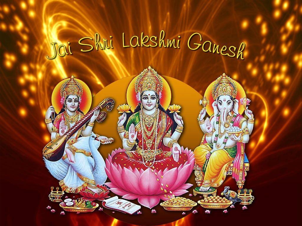 1024x768 Thần Vinayagar, minh họa ba vị thần Hindu, Chúa, Chúa Ganesha