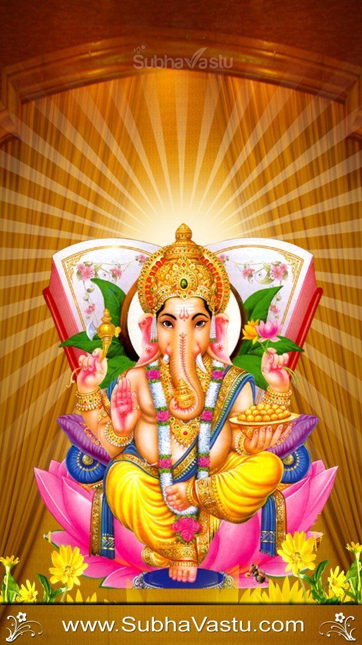 720x1280 Vinayagar Wallpaper Download For Mobile - 720x1280 Wallpaper