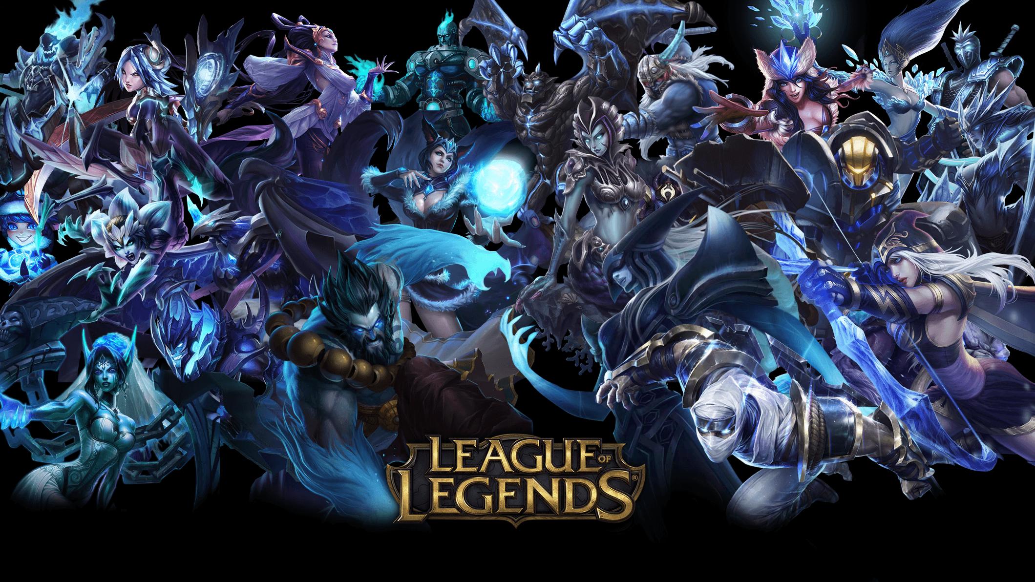 League Of Legends Desktop Wallpapers Top Free League Of Legends