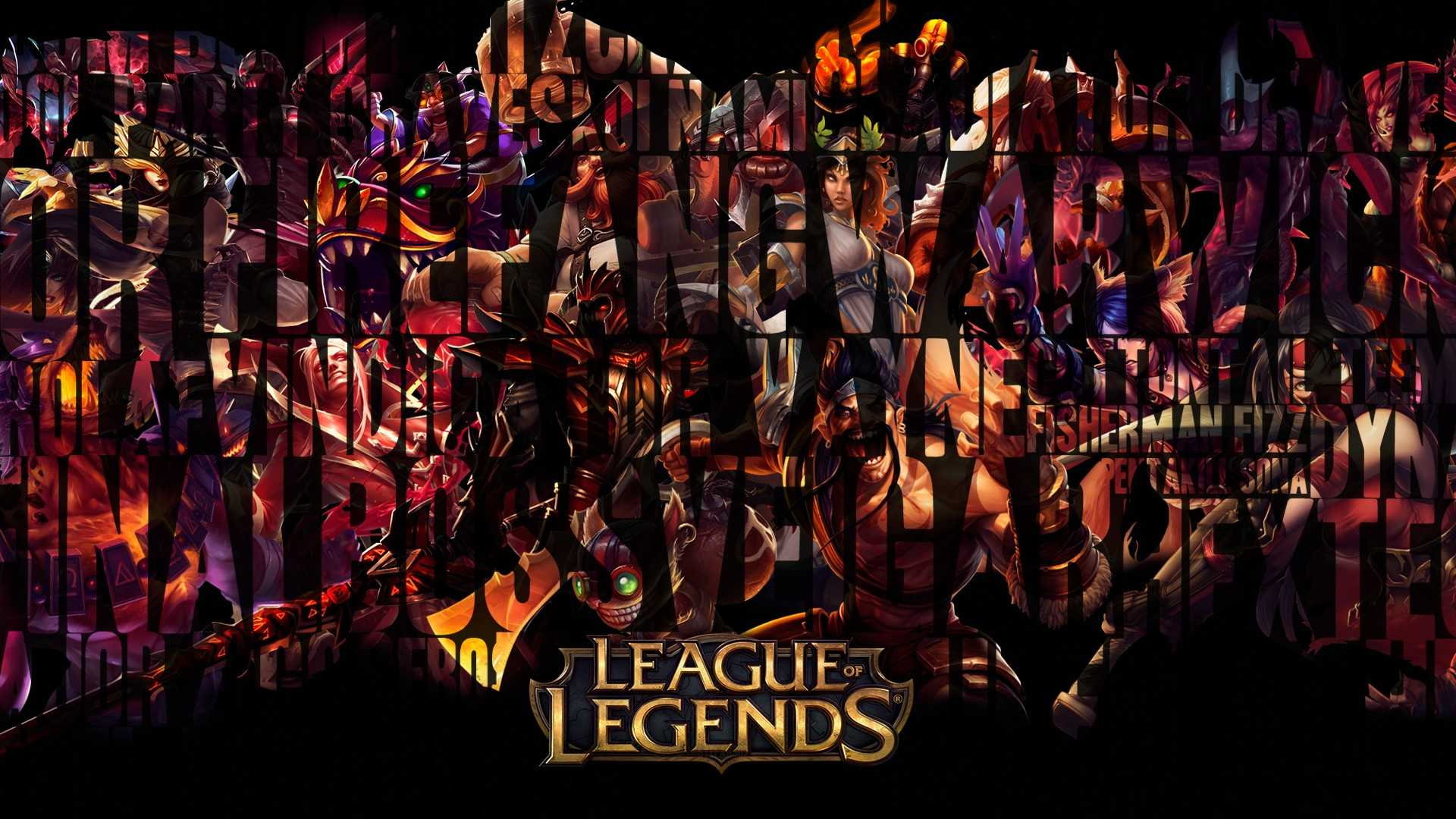 "1920x1080 League Of Legends Wallpapers - Wallpaper Cave"">"