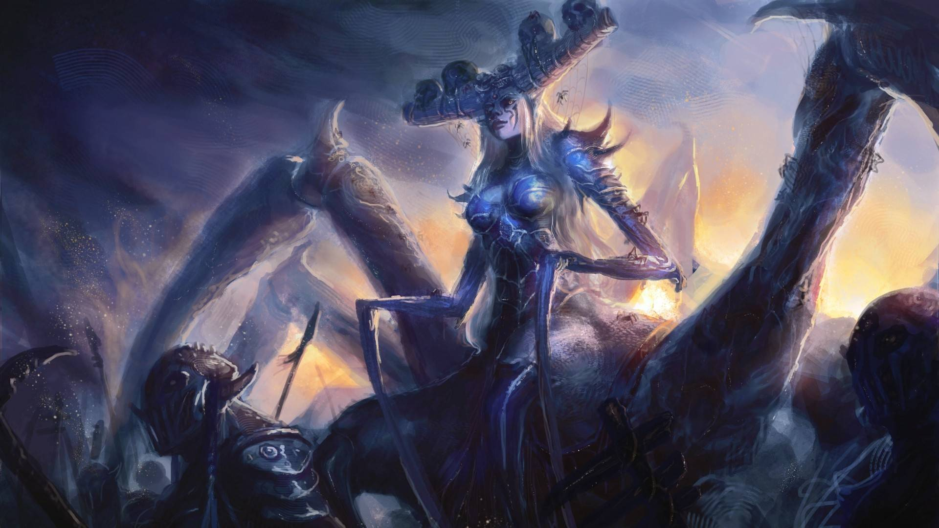 League Of Legends Desktop Wallpapers Top Free League Of