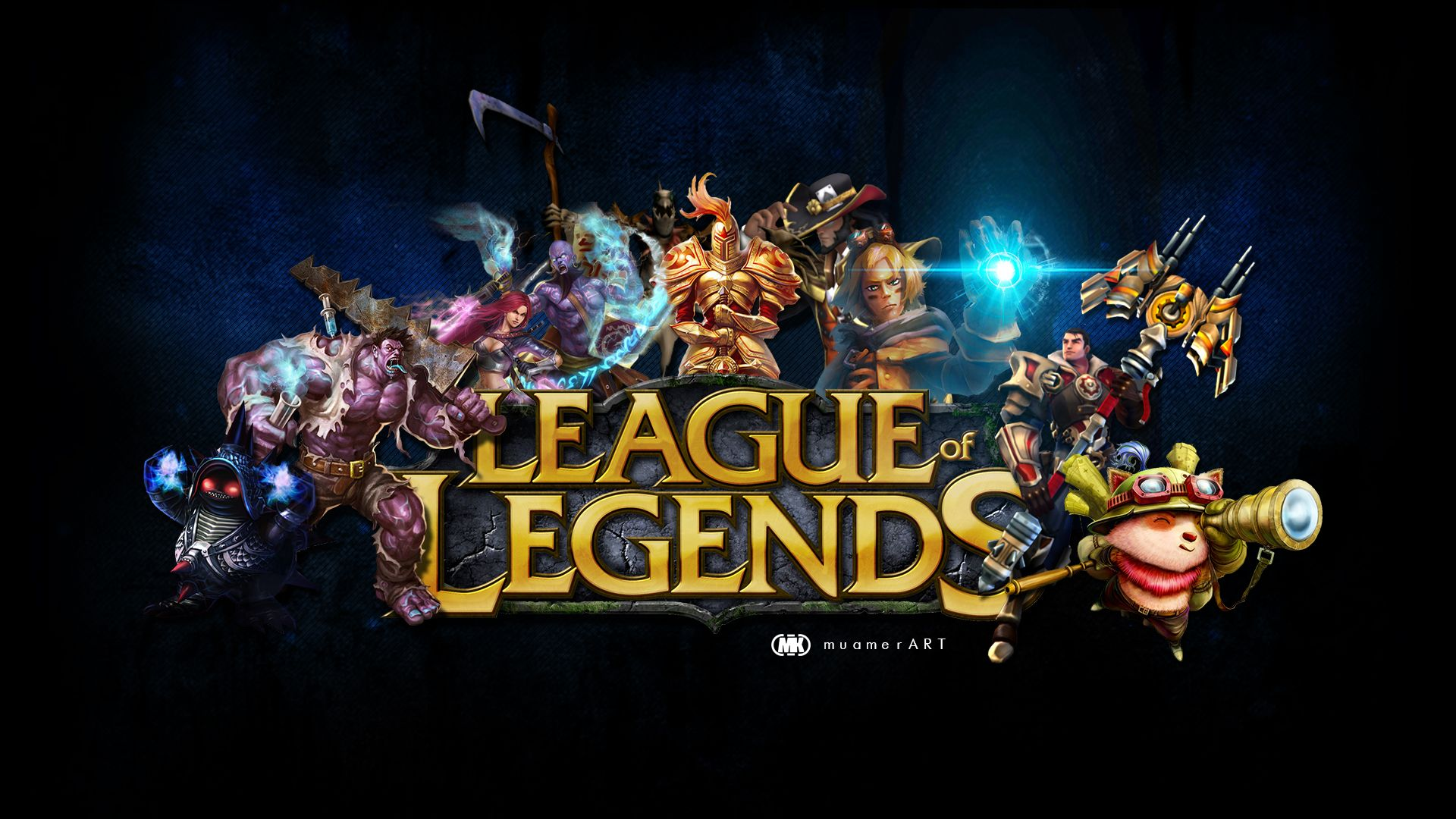 League Of Legends Desktop Wallpapers Top Free League Of