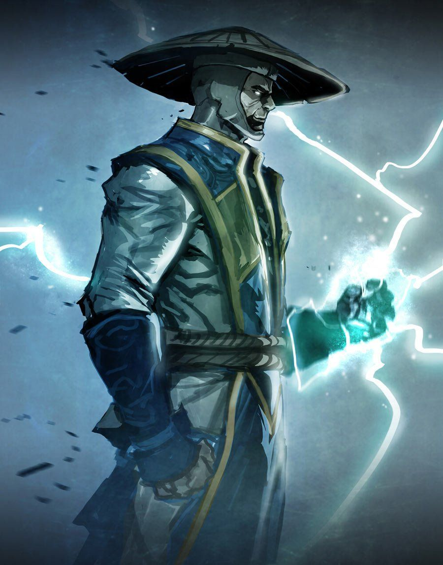 53 Best Free Mortal Kombat X Raiden Wallpapers Wallpaperaccess