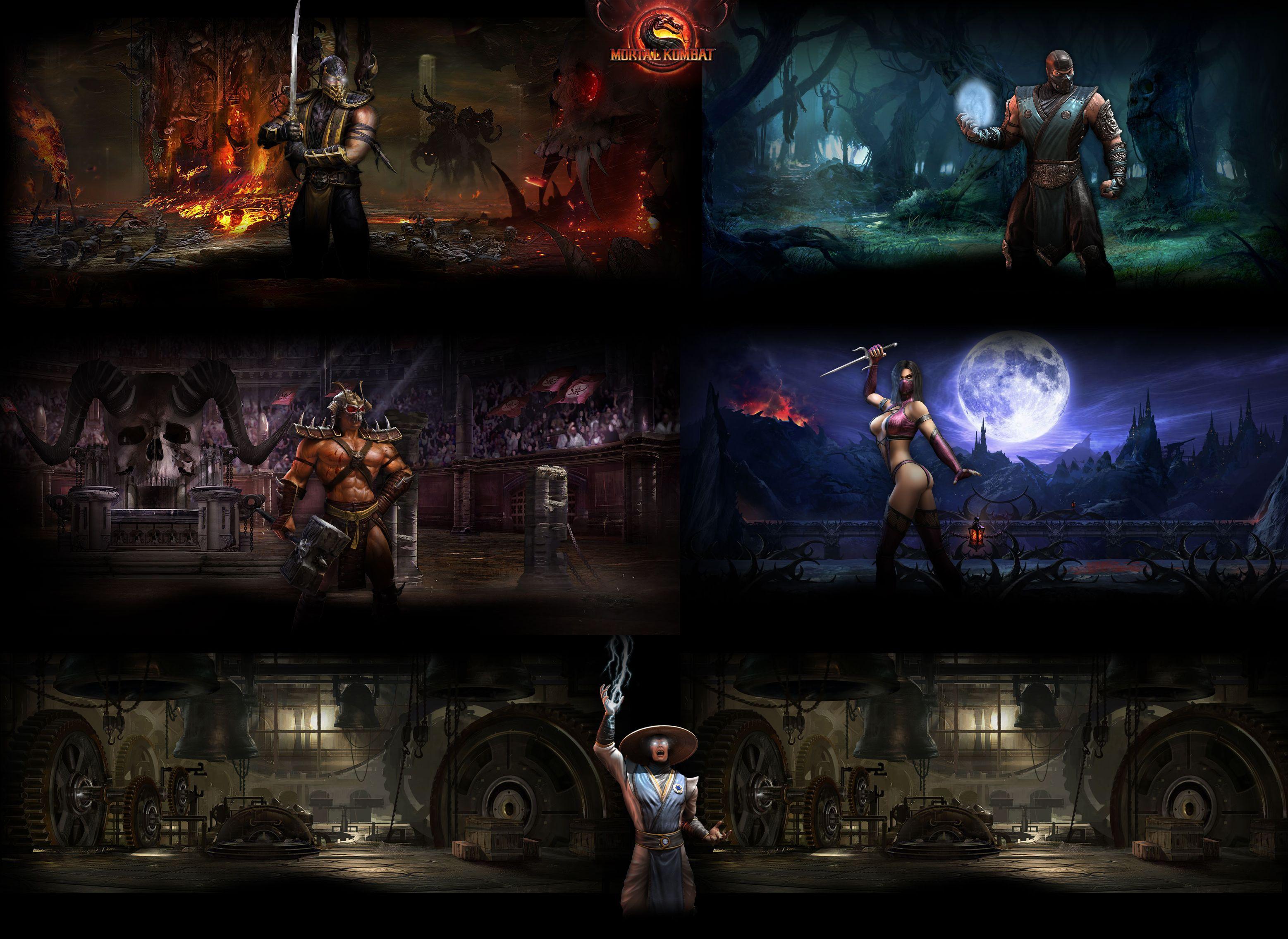 Mortal Kombat Raiden Wallpapers - Top Free Mortal Kombat Raiden