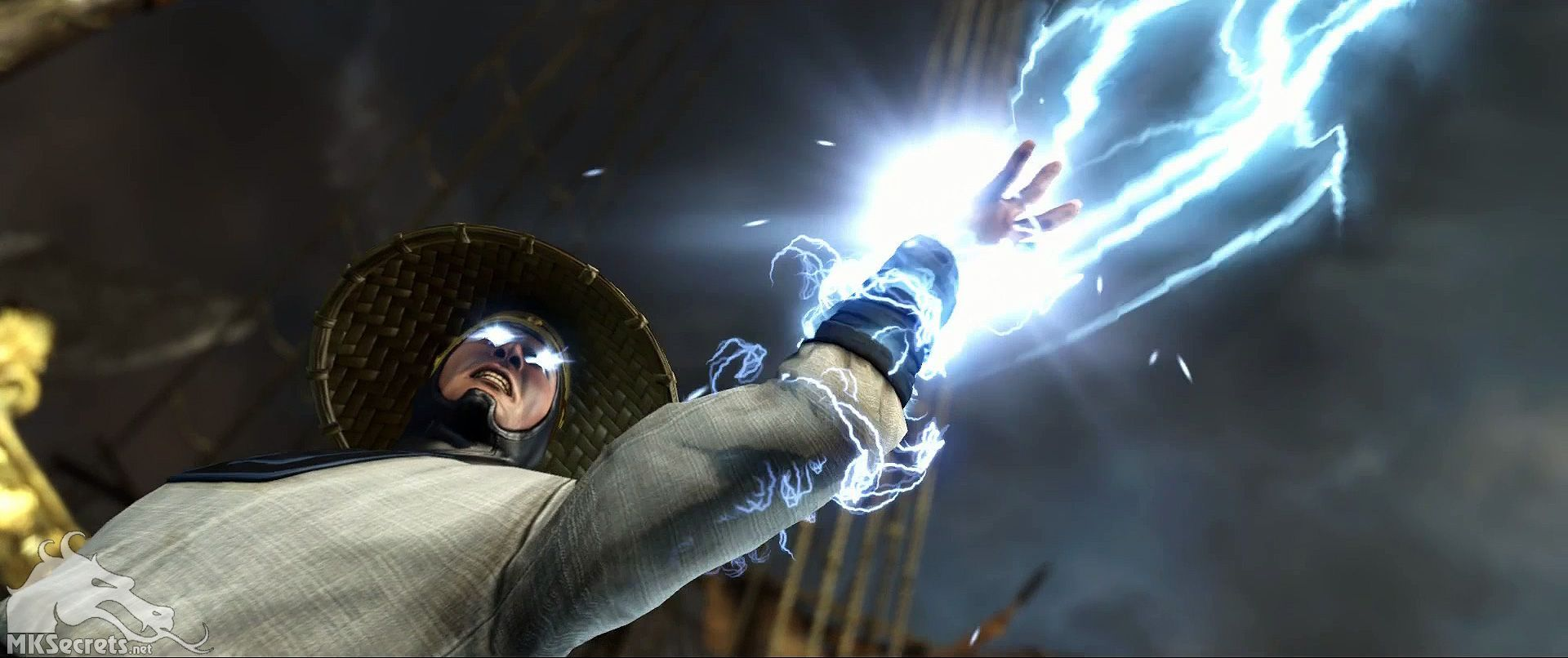 Mortal Kombat Raiden Wallpapers - Top Free Mortal Kombat