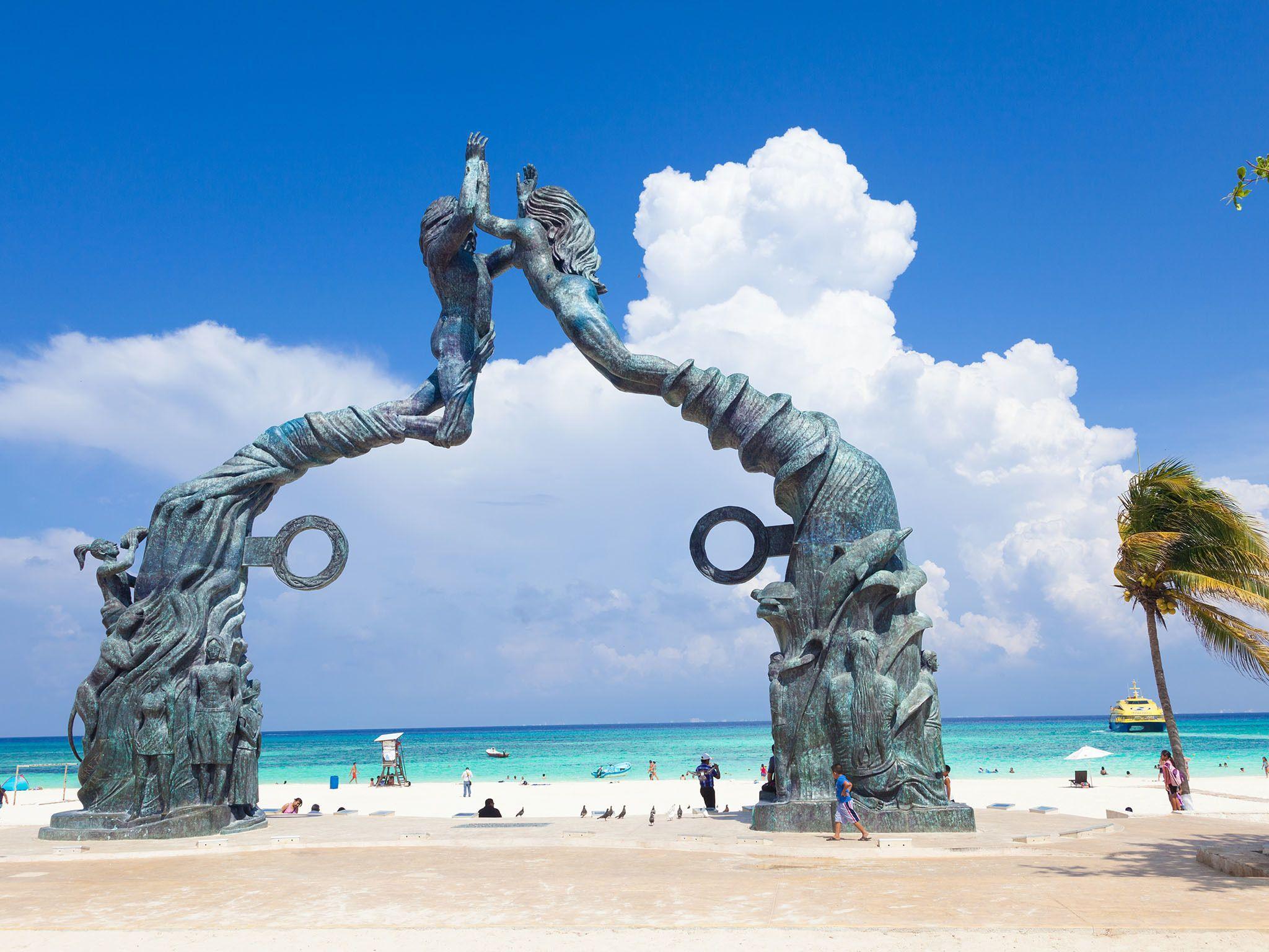 Playa Del Carmen Wallpapers - Top Free Playa Del Carmen Backgrounds - WallpaperAccess