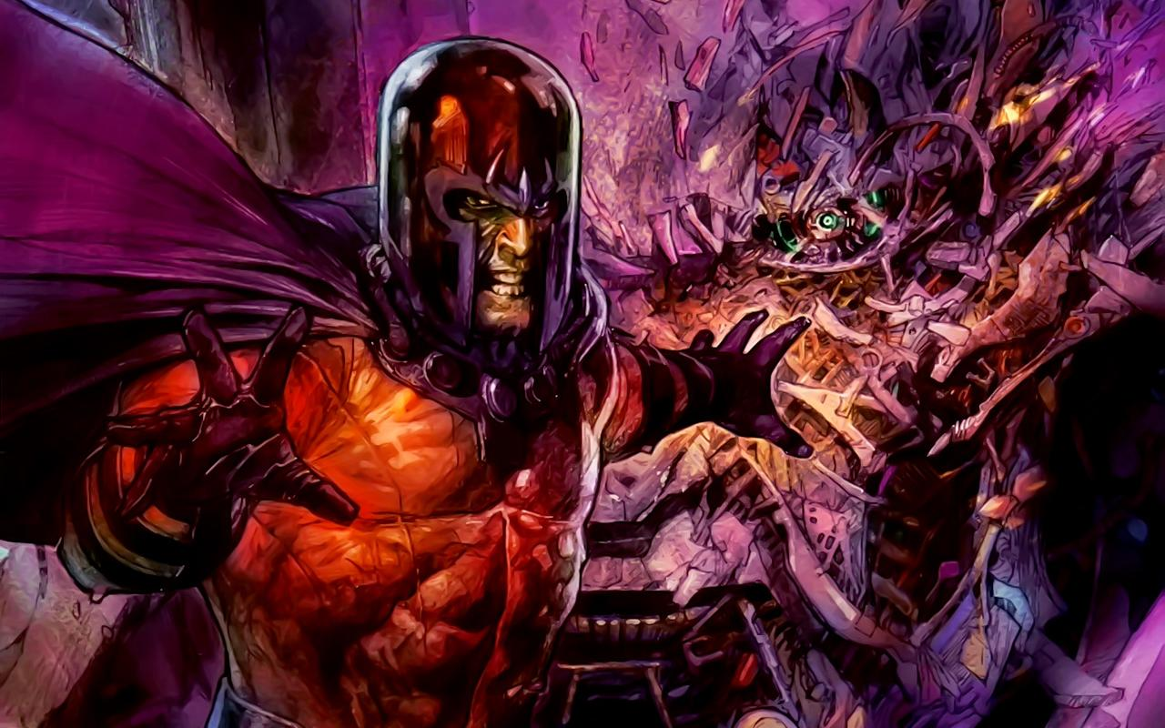 Magneto Wallpapers Top Free Magneto Backgrounds Wallpaperaccess