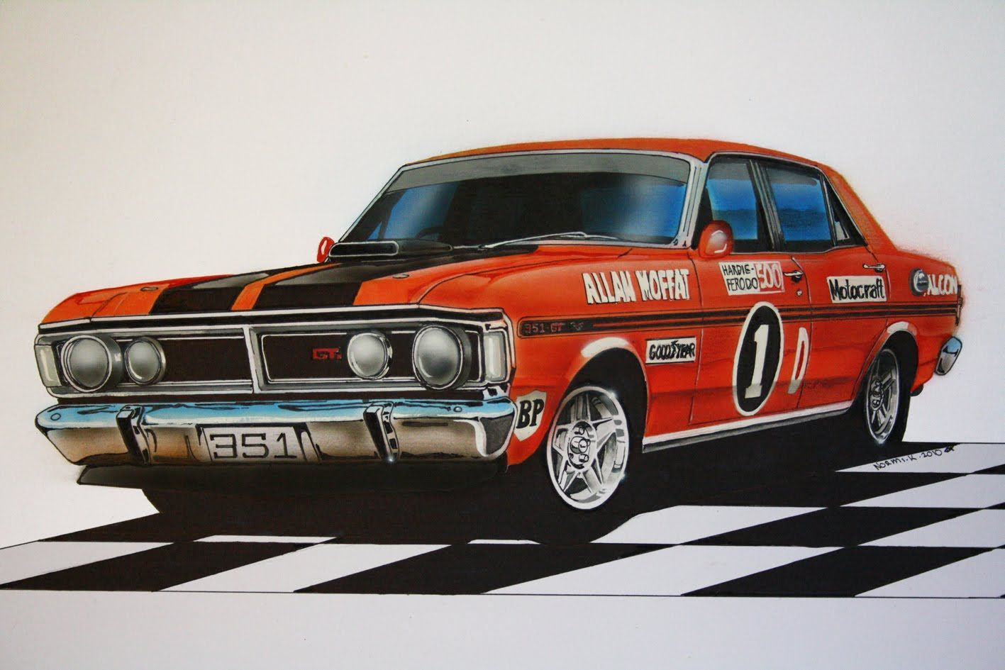 Ford Falcon Wallpapers Top Free Ford Falcon Backgrounds Wallpaperaccess