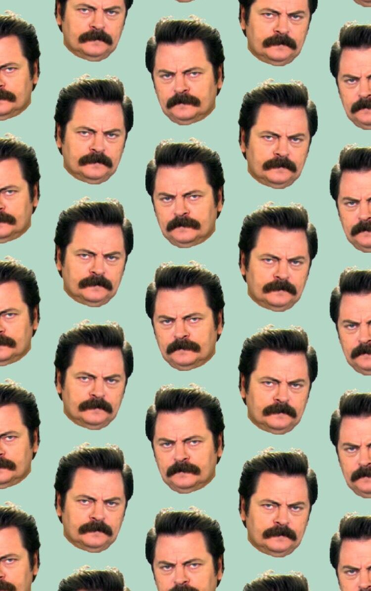 Ron Swanson Wallpapers Top Free Ron Swanson Backgrounds
