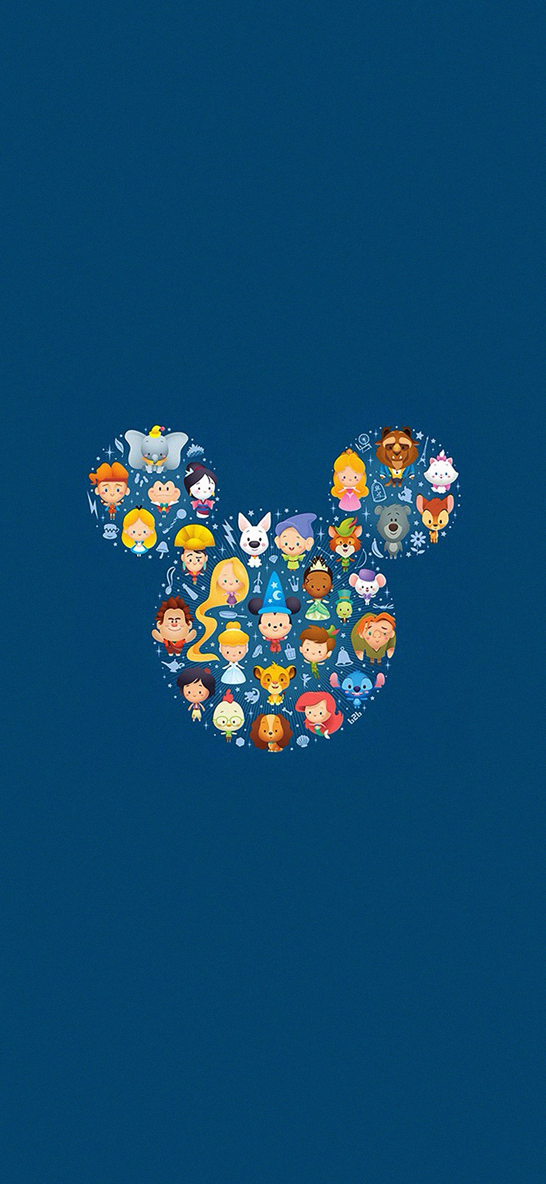 Cartoon Characters Iphone Wallpapers Top Free Cartoon Characters