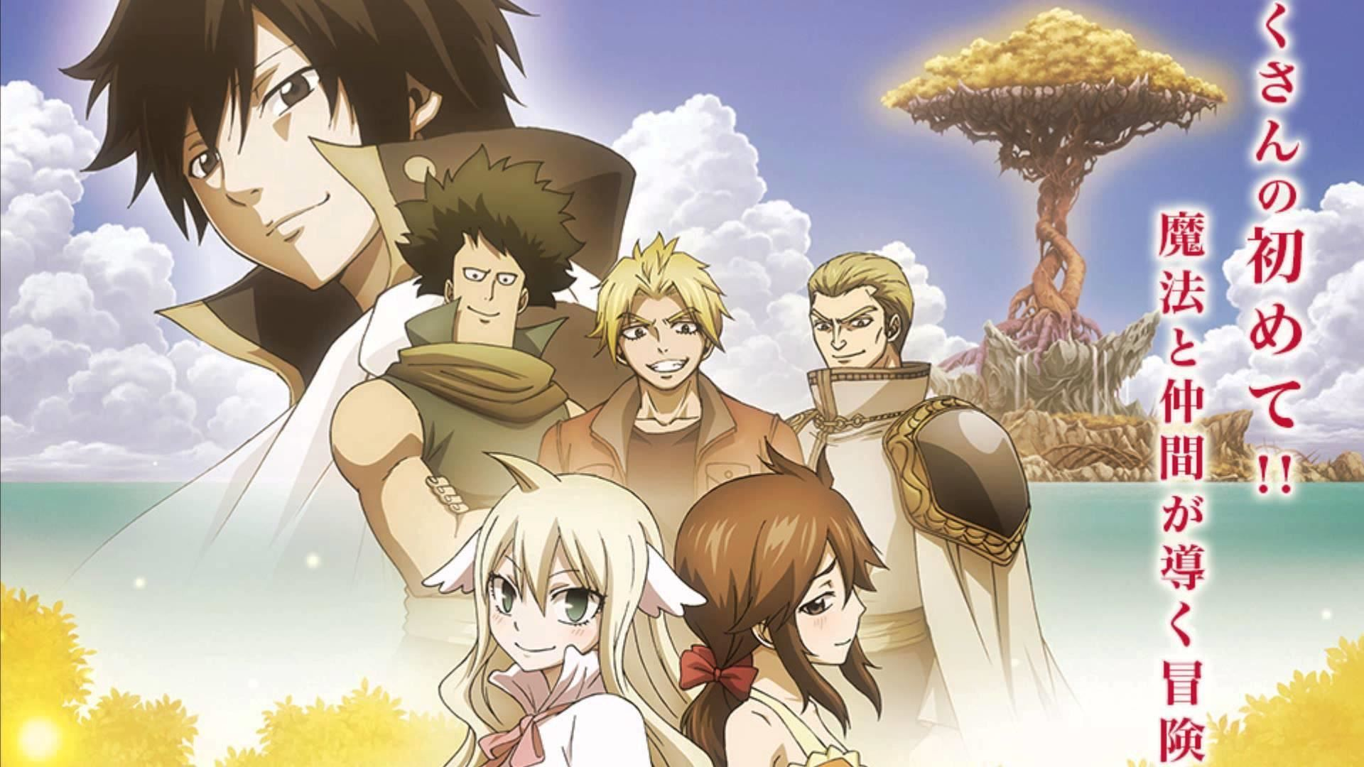 Fairy Tail Zero Wallpapers Top Free Fairy Tail Zero Backgrounds Wallpaperaccess