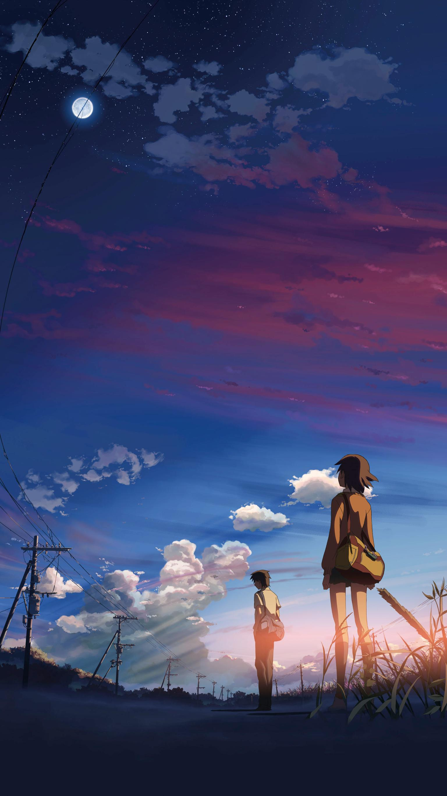 5 Centimeters Per Second Wallpapers Top Free 5 Centimeters Per Second Backgrounds Wallpaperaccess