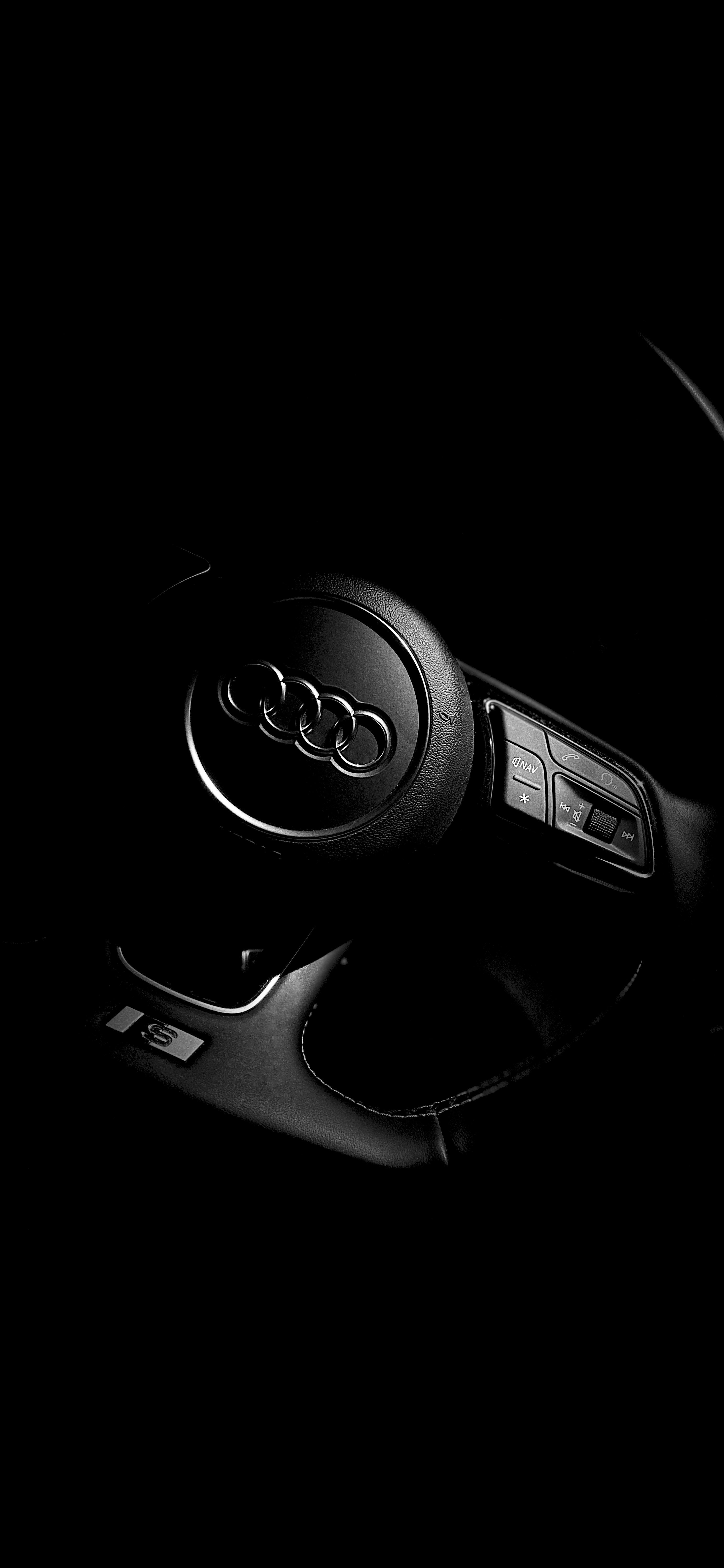 Audi Logo Iphone Wallpapers Top Free Audi Logo Iphone Backgrounds Wallpaperaccess