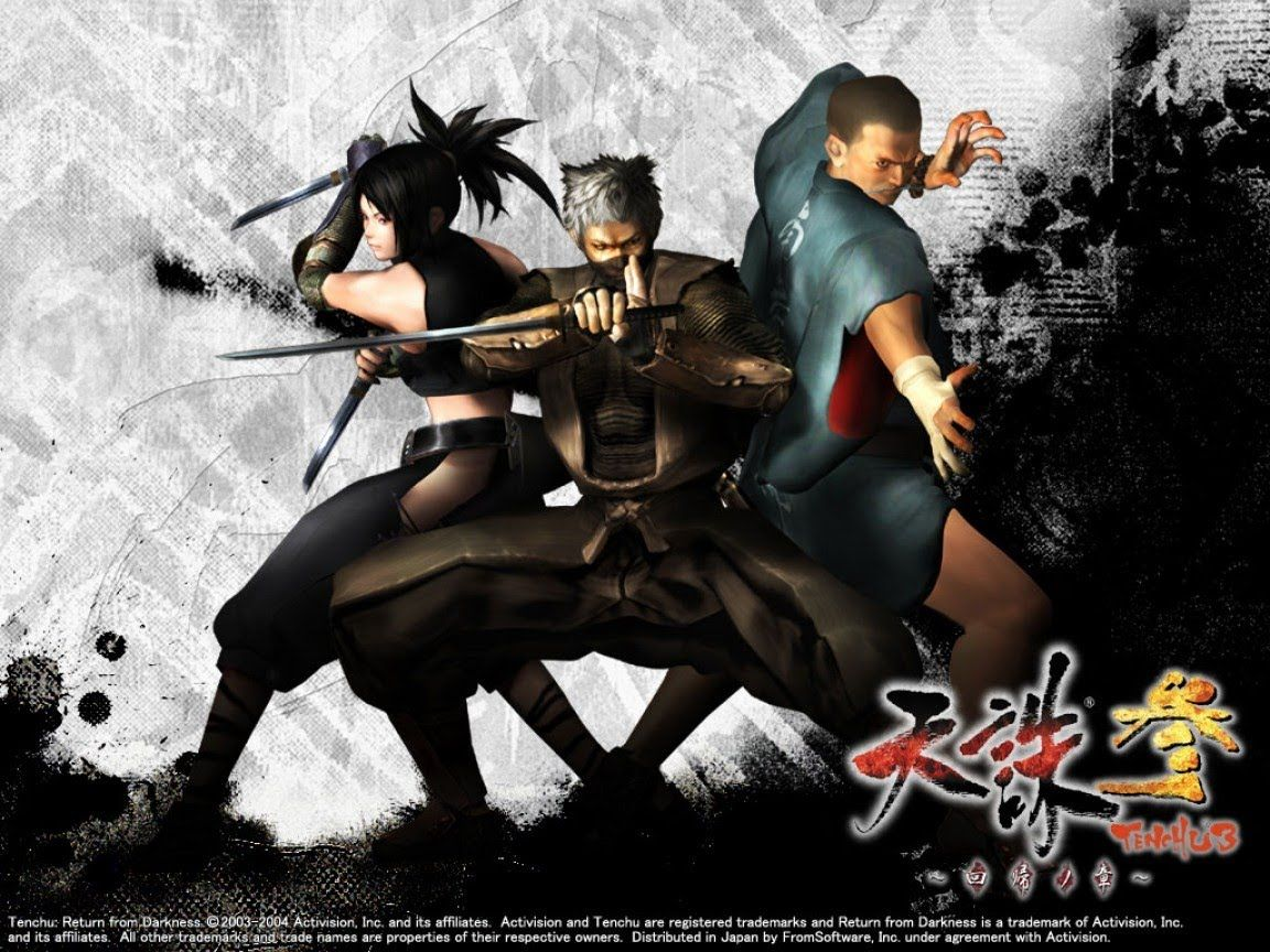 Tenchu Wallpapers Top Free Tenchu Backgrounds Wallpaperaccess