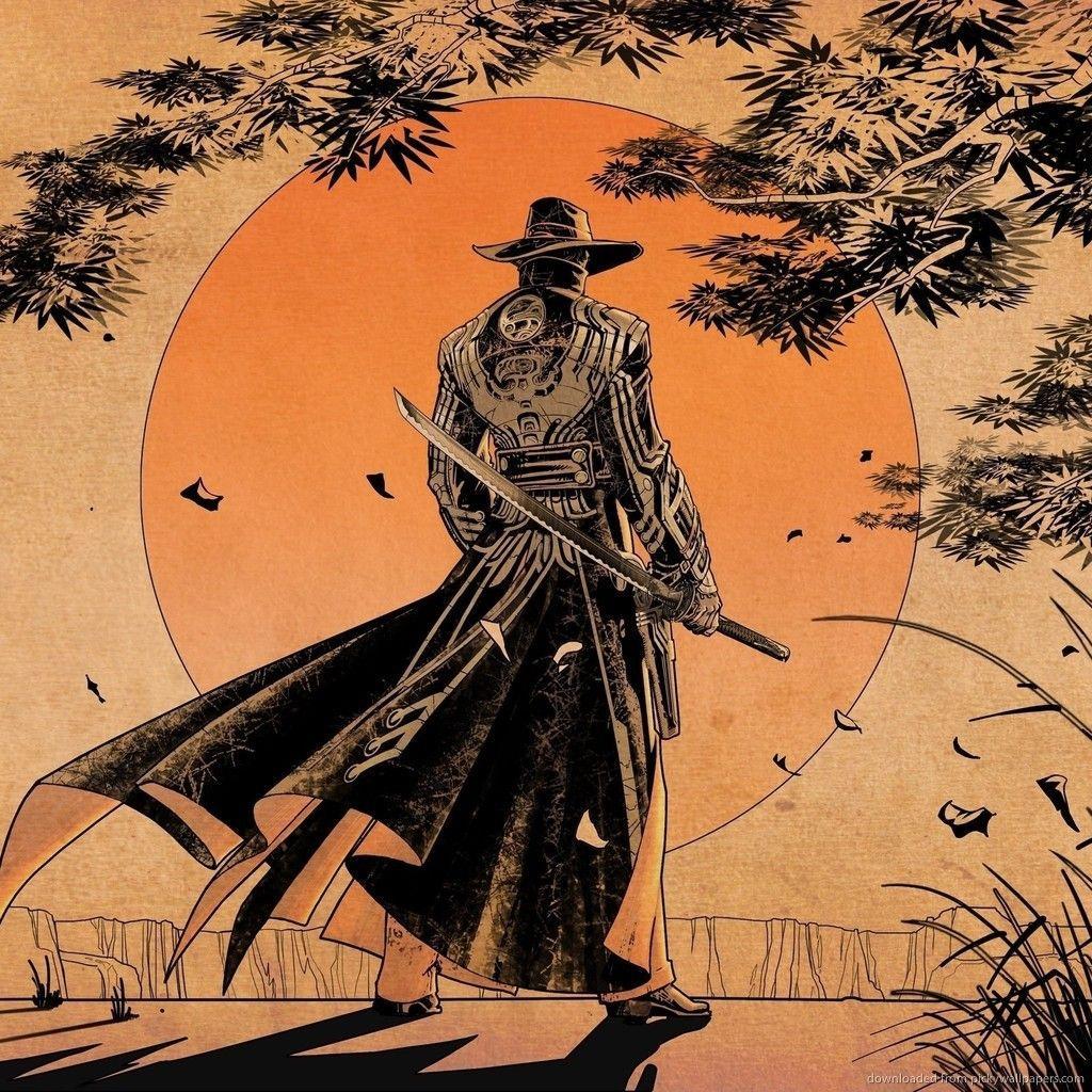 Samurai Art Wallpapers Top Free Samurai Art Backgrounds Wallpaperaccess